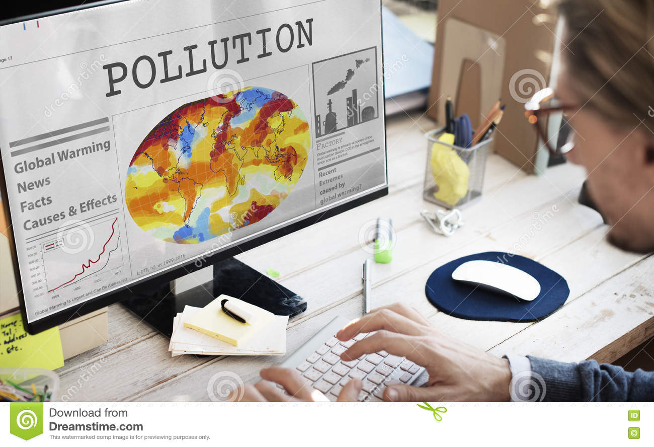 the problem of pollution Let's be optimistic, though just as technology has caused the problem of air pollution, so it can provide solutions.