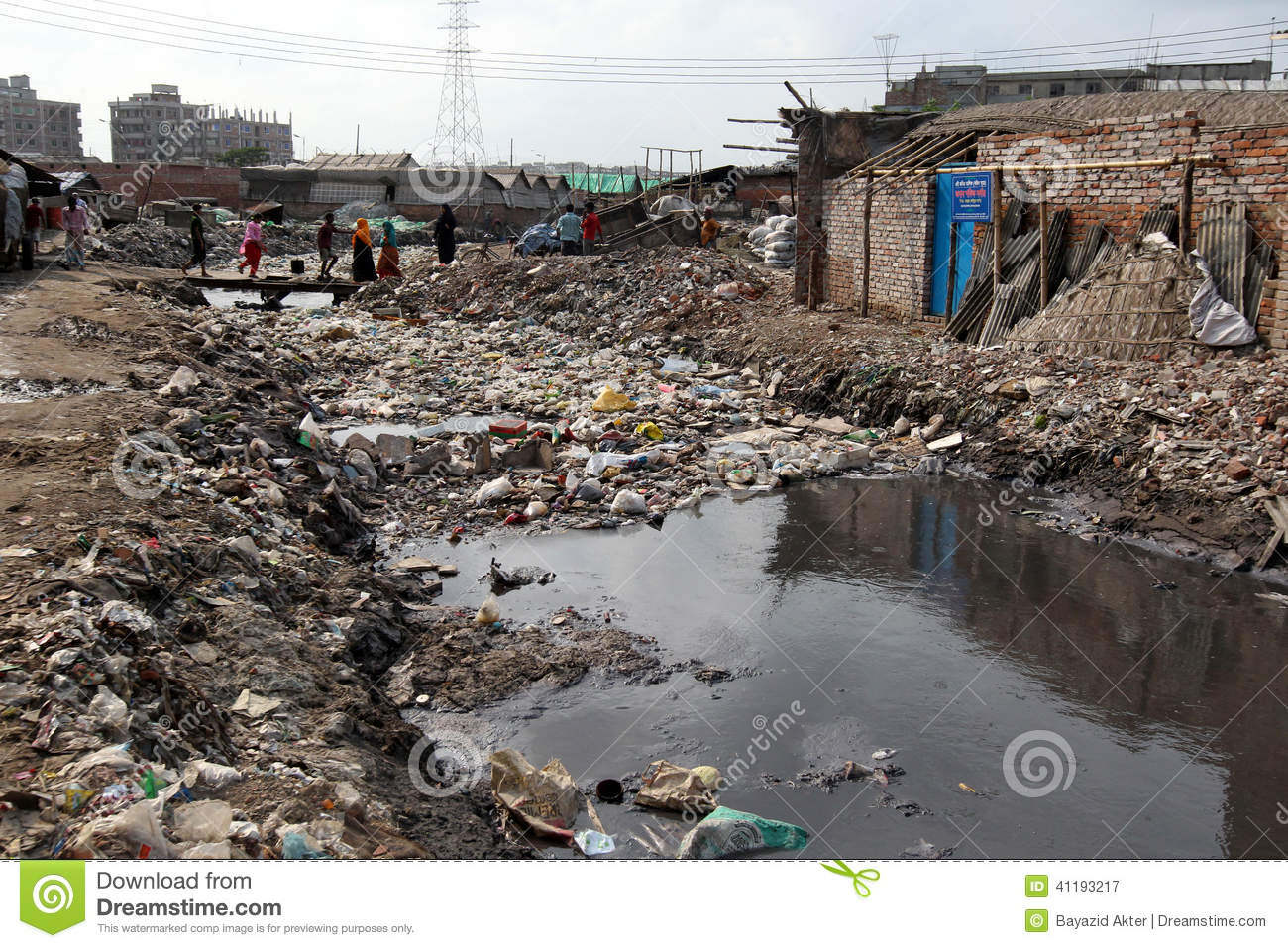assessment of pollution caused by tannery waste The characterization of the pollution and the assessment of the environmental  is caused by the disposal of tannery effluents  city from tannery waste.