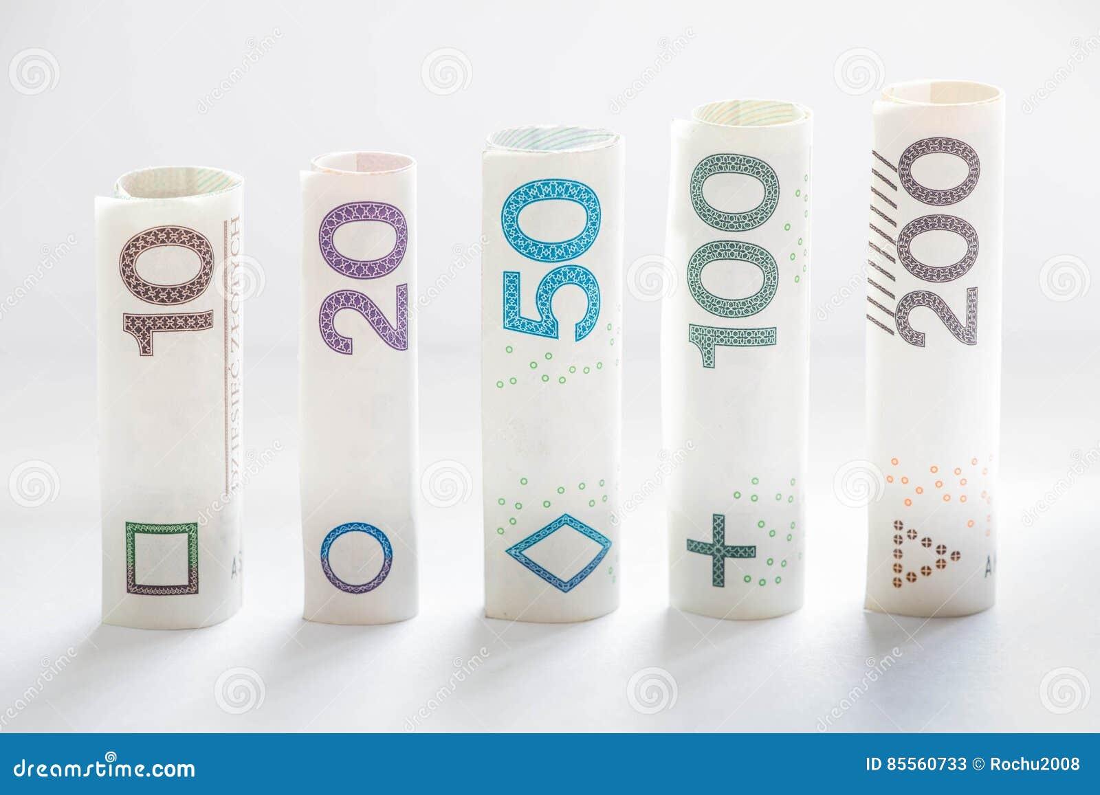 Polnisches Geld/Zloty