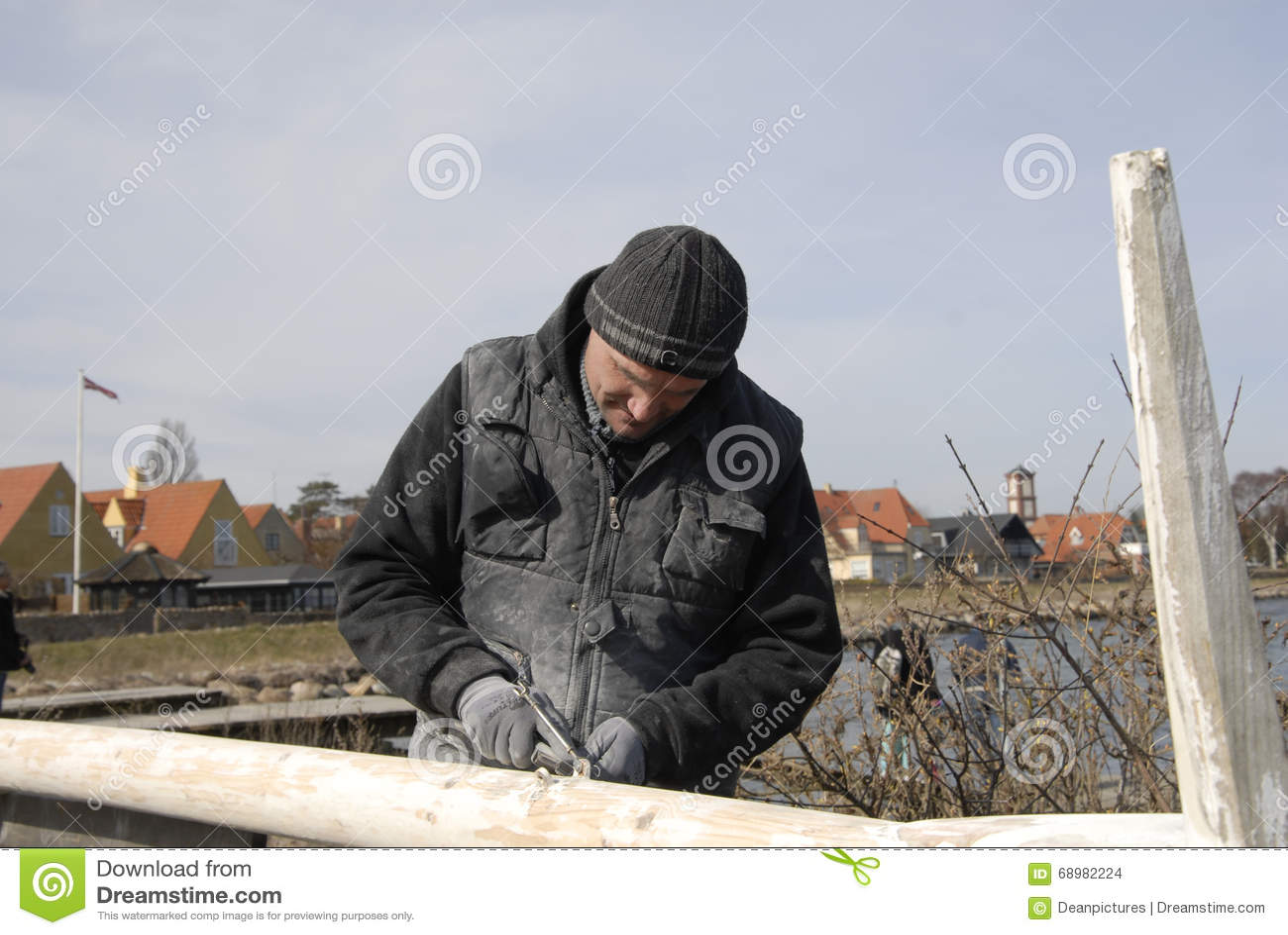 POLNISCHES WORKR IN DÄNEMARK