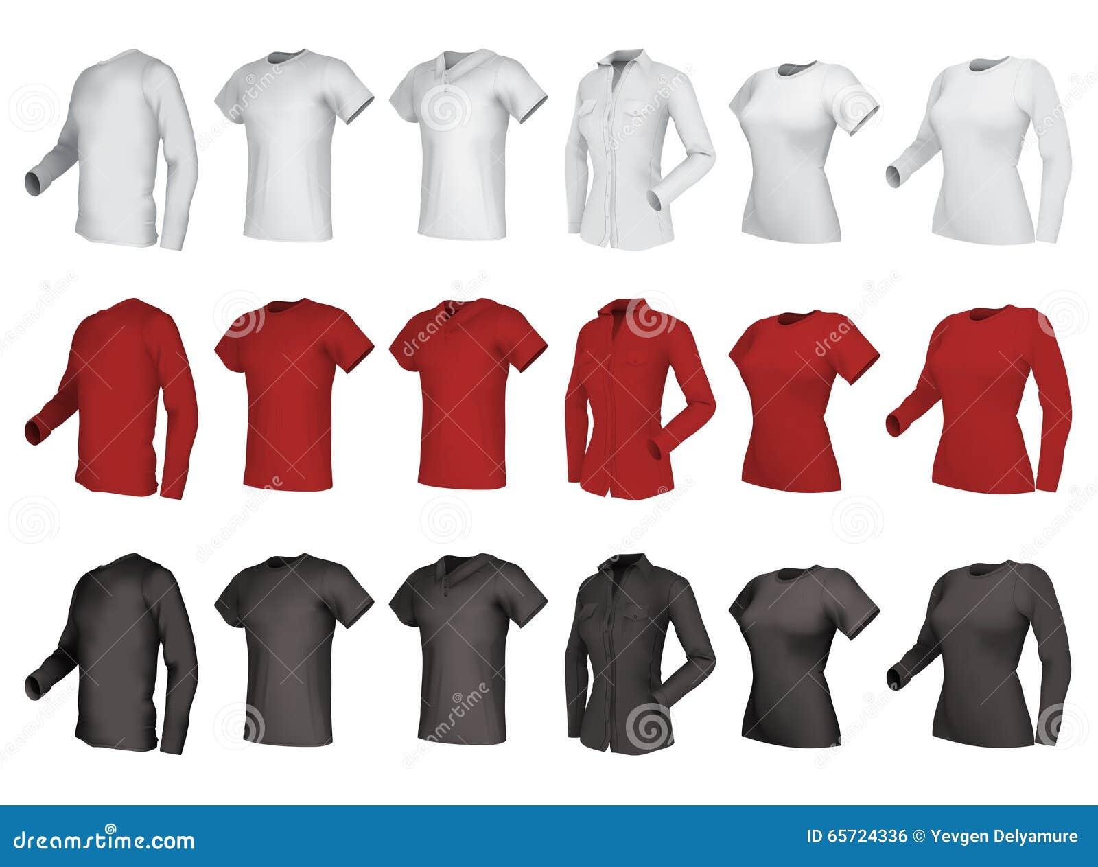 Polo, chemises et T-shirts réglés