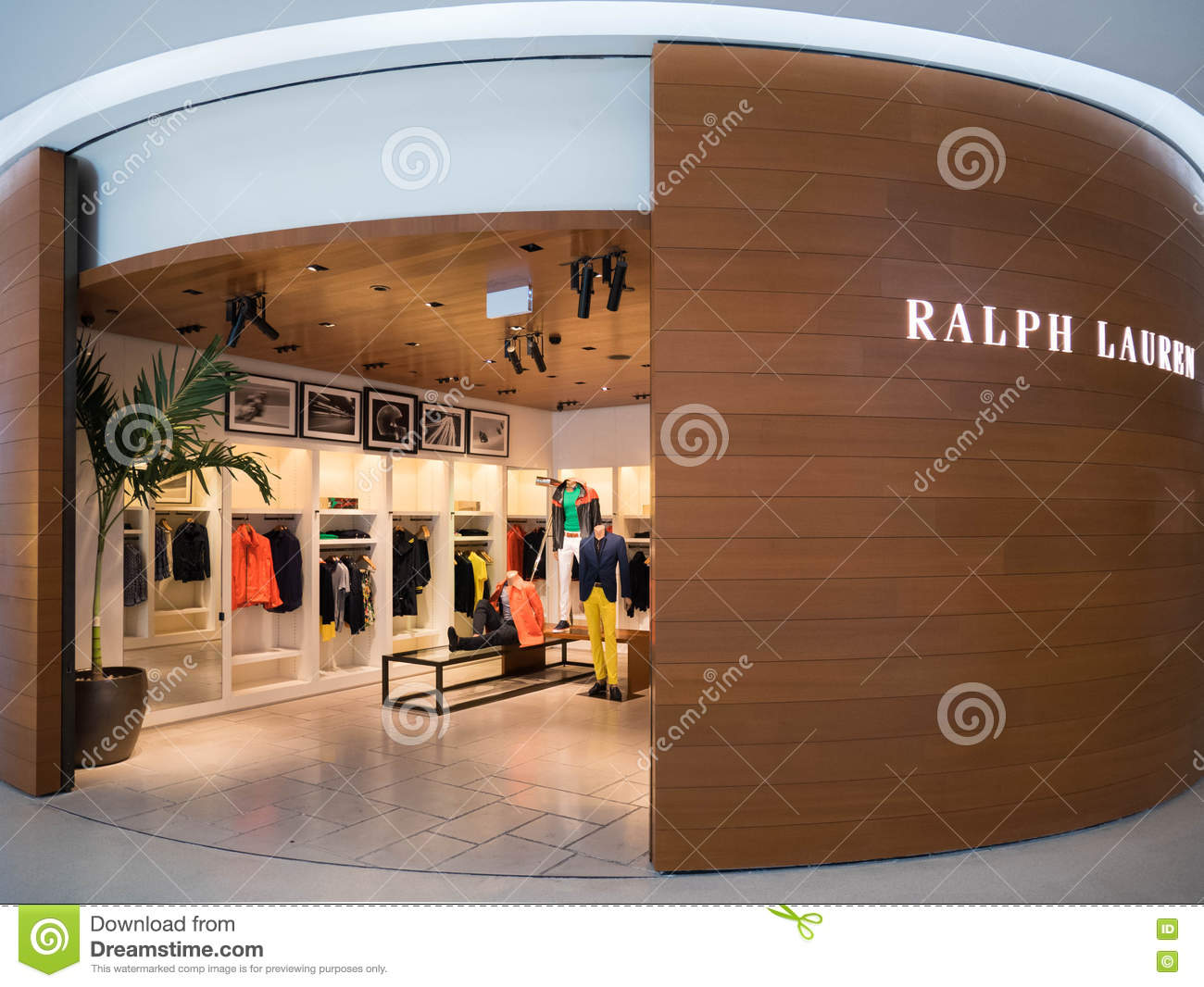 ralph lauren retailer polo clothing