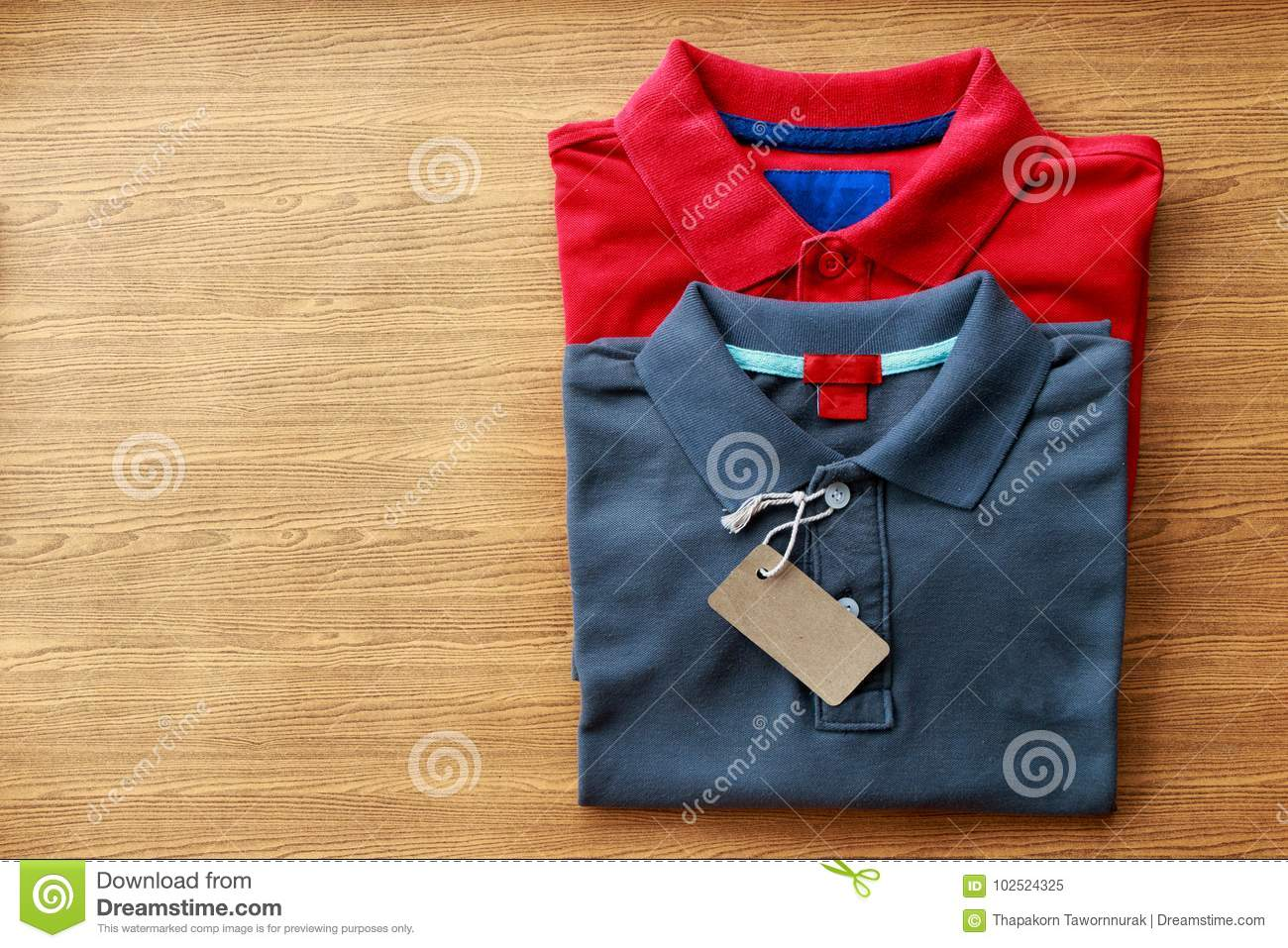 Polo Shirts Stock Image Image Of Polo Apparel Background 102524325