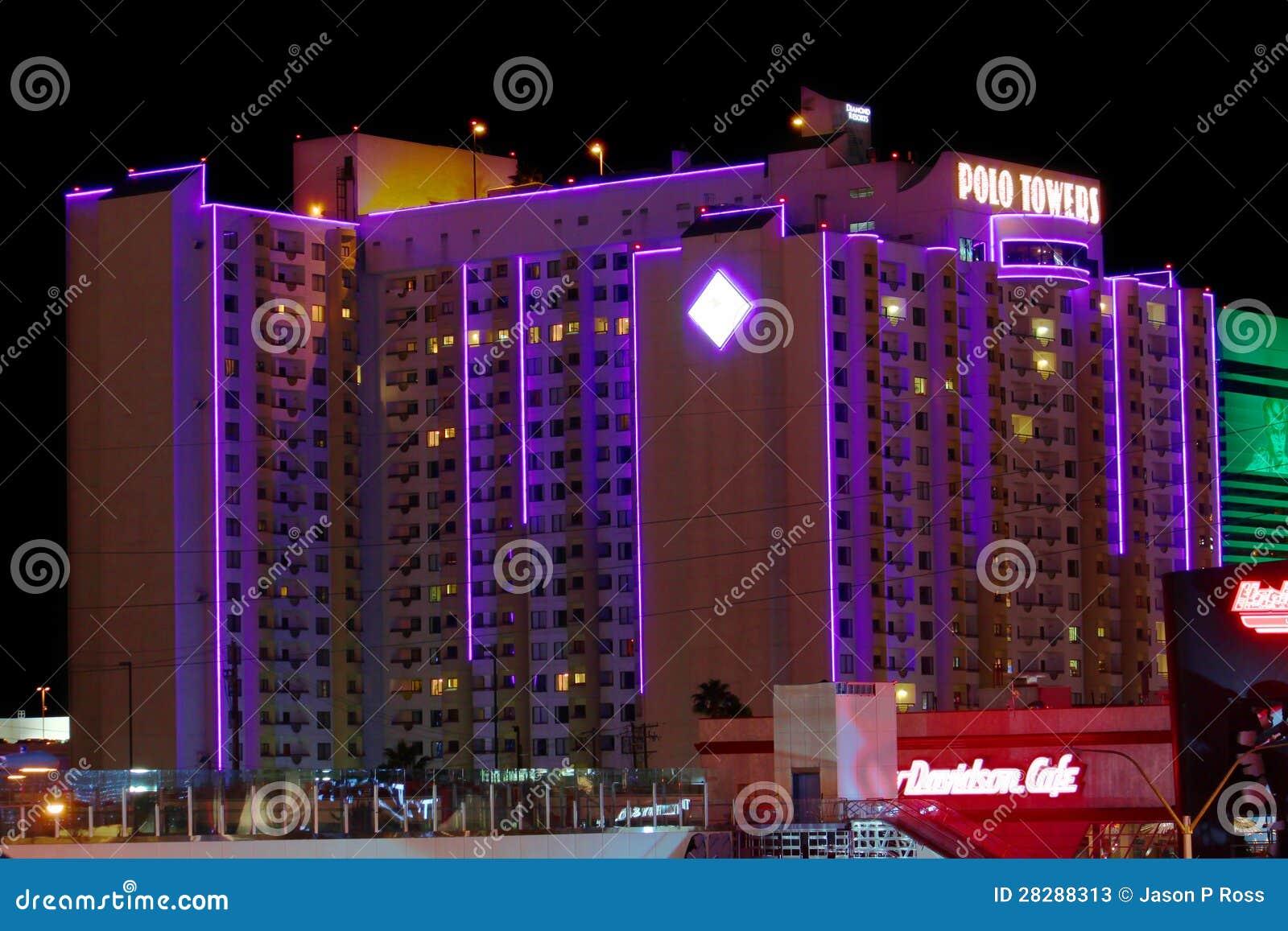 Polo Towers Las Vegas Editorial Photography - Image: 28863917