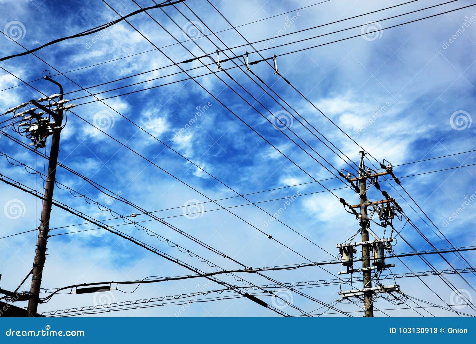 Polos de telefone com fios