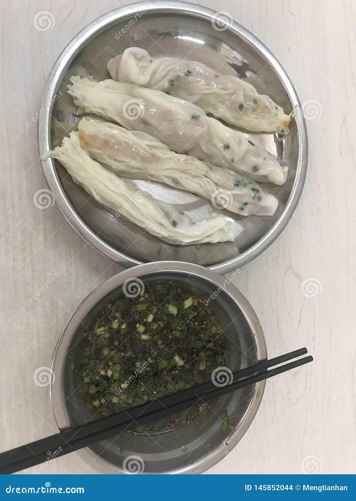 Polvere della salsiccia di Canton