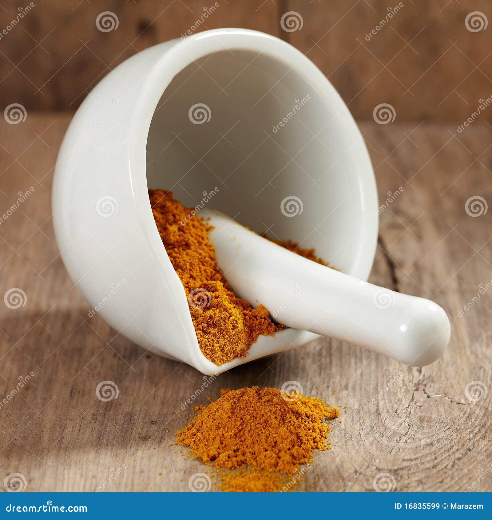 Polvere di curry