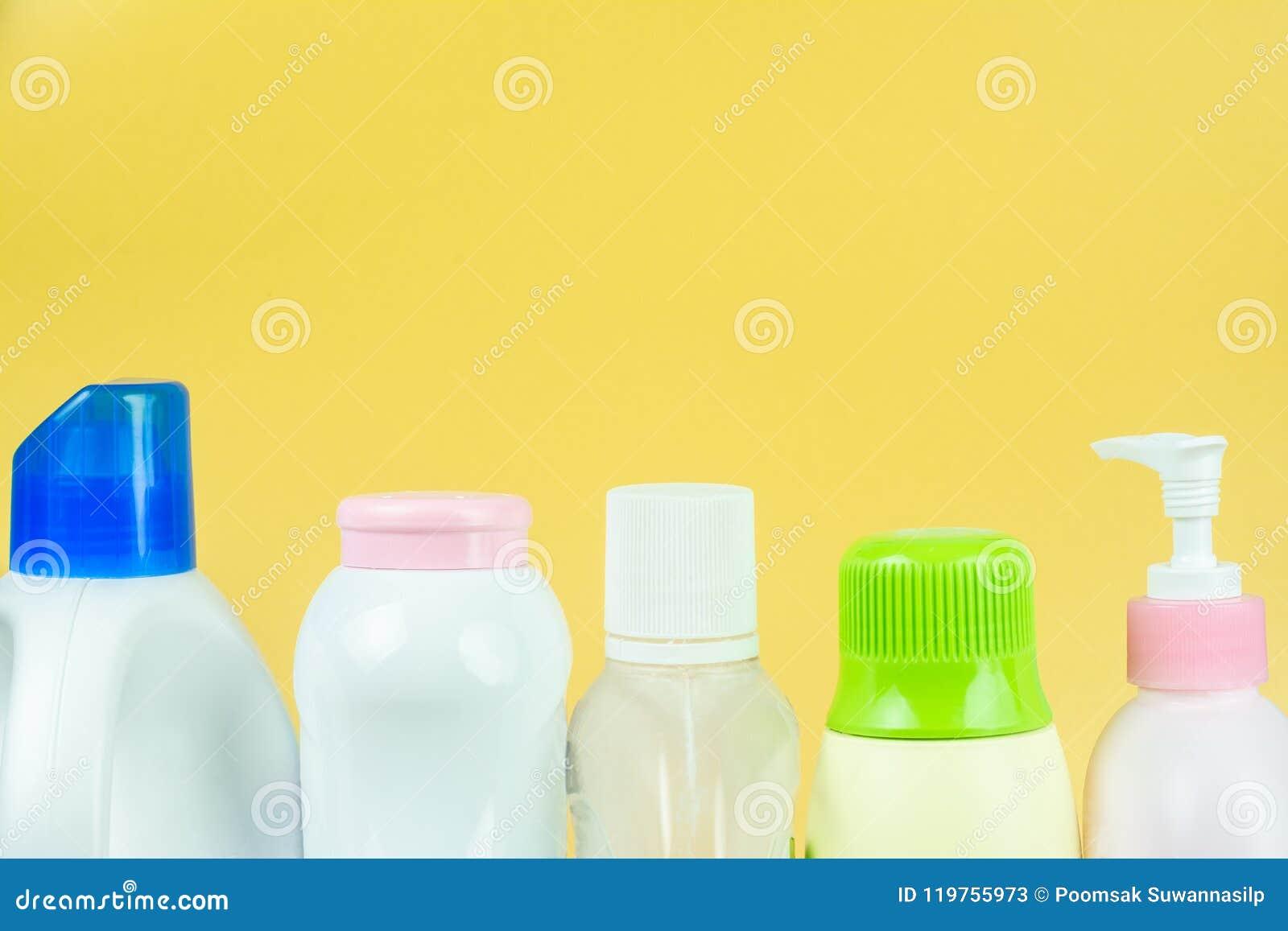 Polyethylene Terephthalate Plastic Bottle  Stock Image - Image of