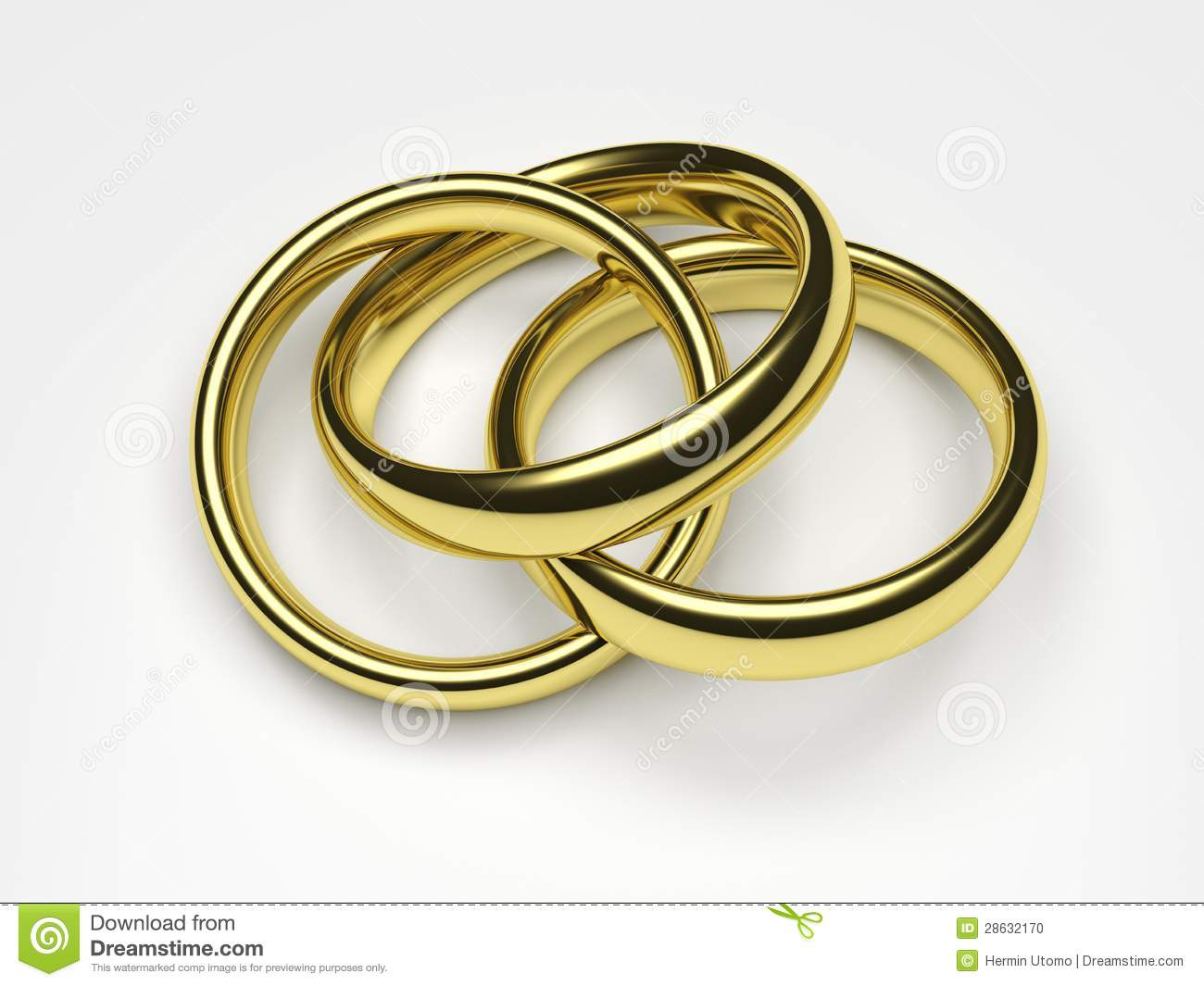 Download Polygamy stock illustration. Illustration of ring, jewelry - 28632170