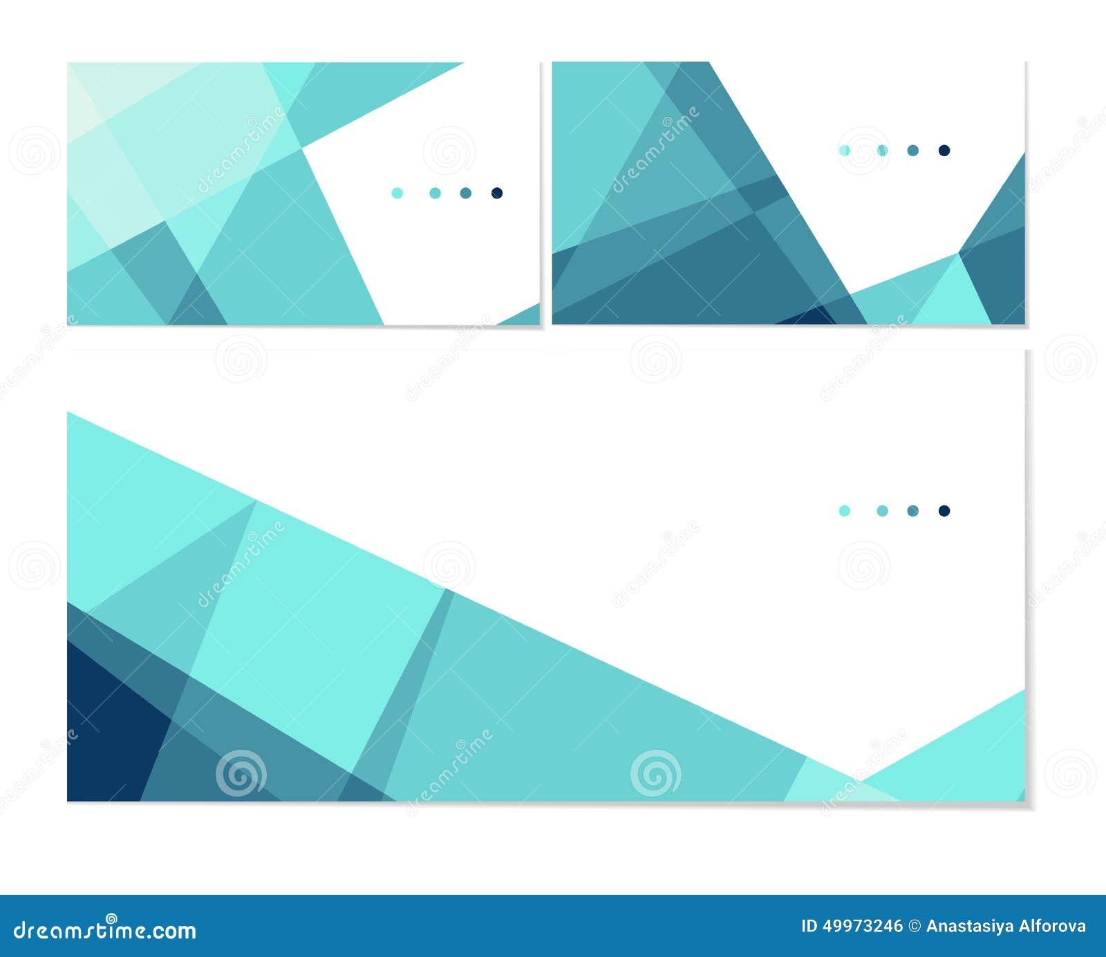 polygonal template stock vector illustration of edge 49973246