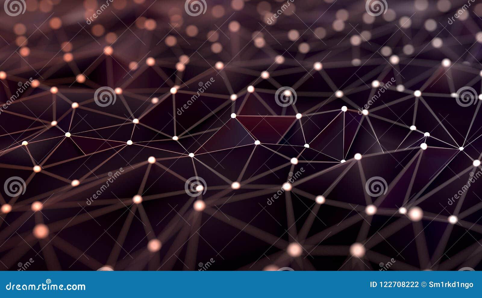 Polygonal yttersidanätverk