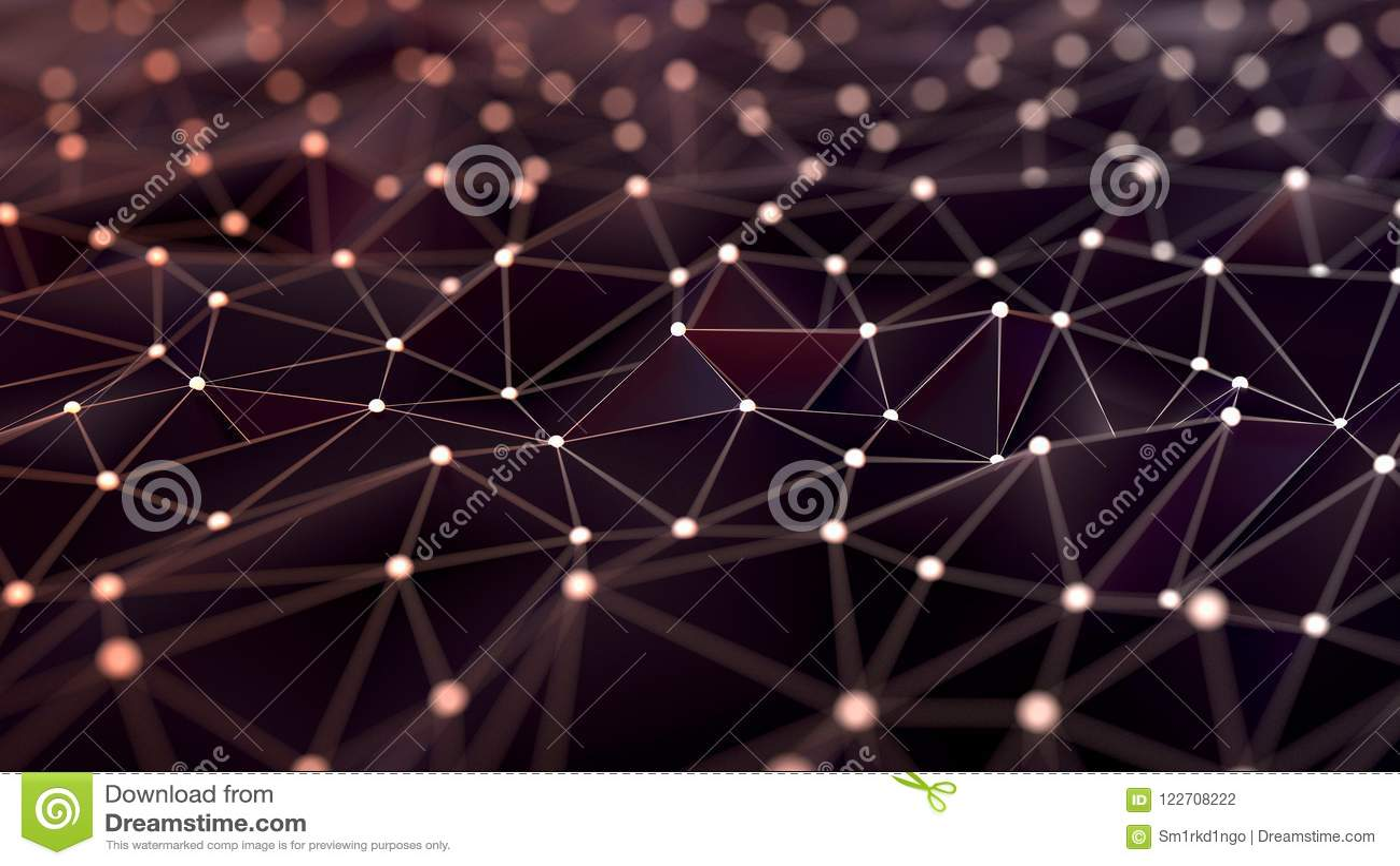 Polygonales Oberflächennetz