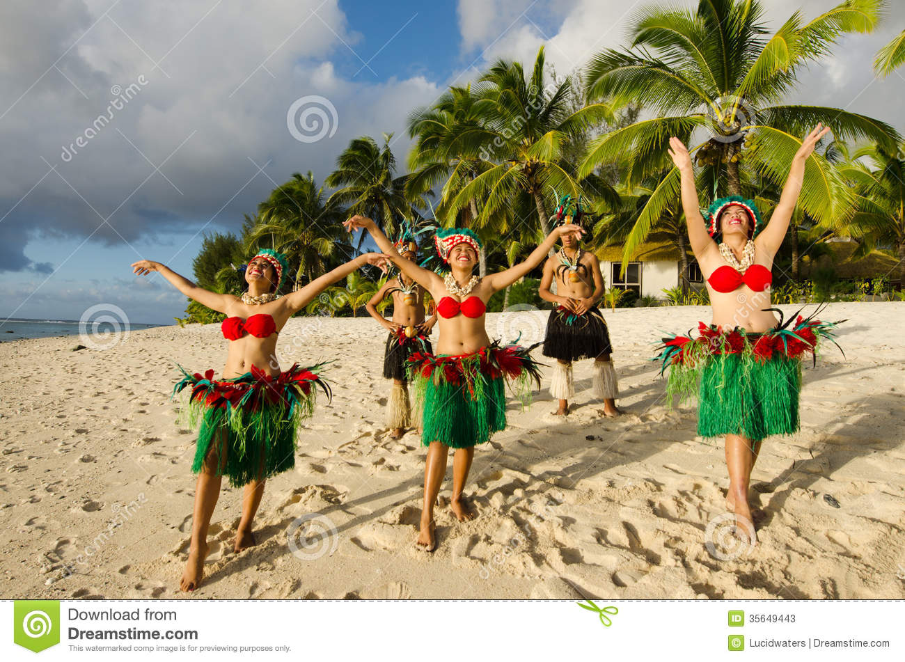 Cook Island Performance Groups