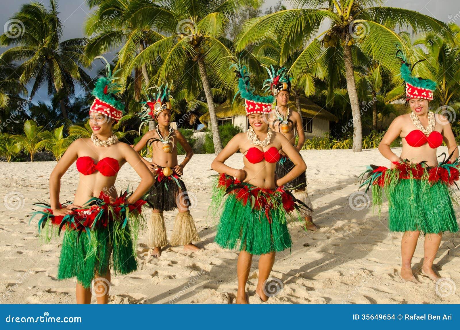 Traditional Pacific Island Music