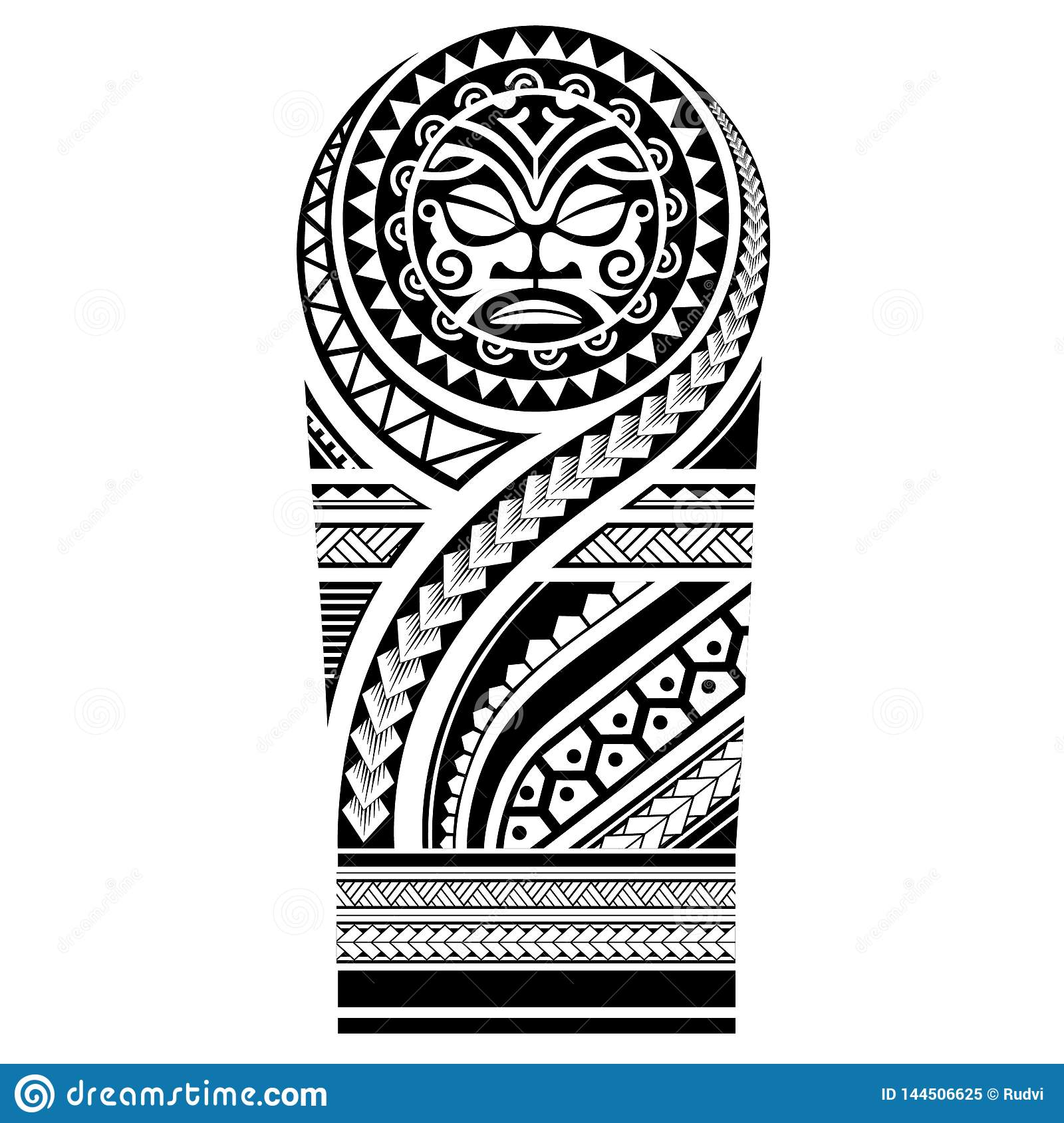c353d04d17b66 Polynesian tattoo sleeve shoulder sketch pattern , samoan template forearm  and foot design, maori tattoo stencil tribal ornament