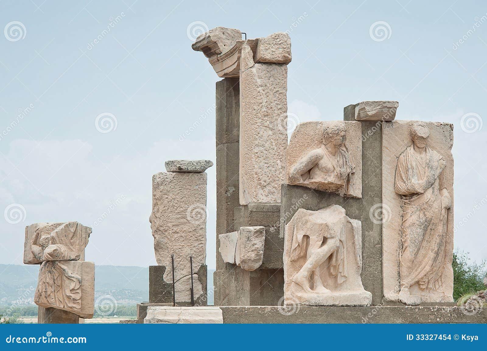 Polyphemus gruppstatyer