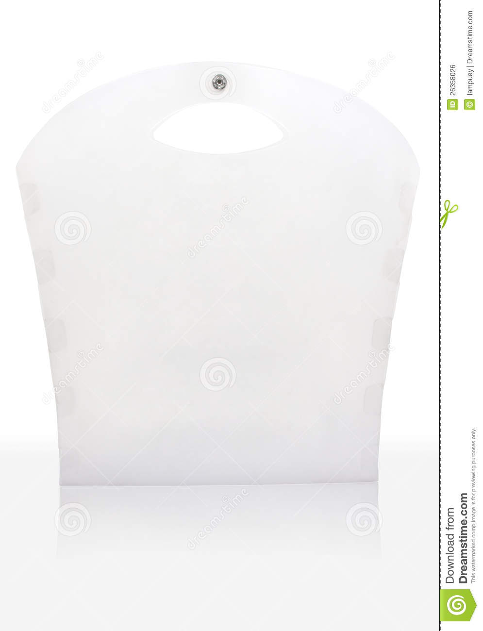 Polypropylene (PP) Plastic Bag Royalty Free Stock Image - Image: 26358026