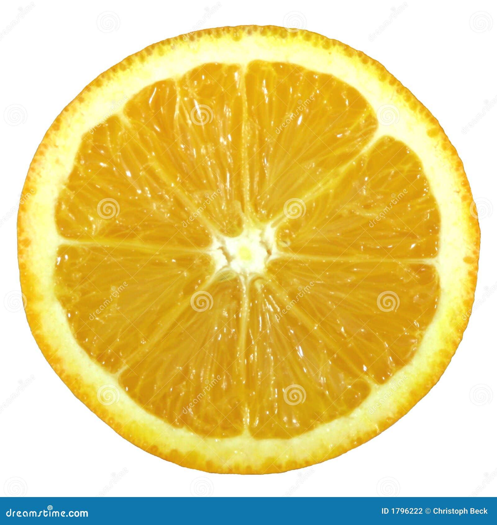 Pomarańcze, blisko