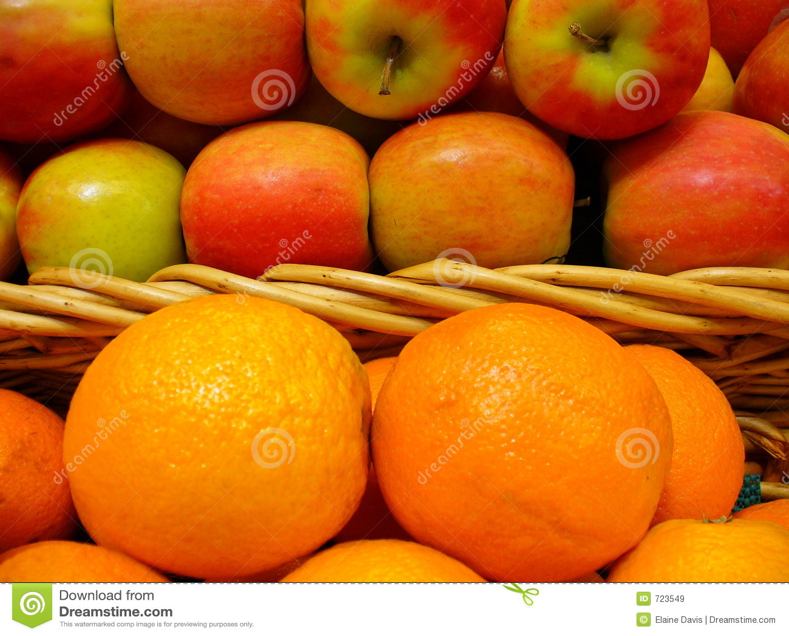 Pomarańcze jabłka różnic