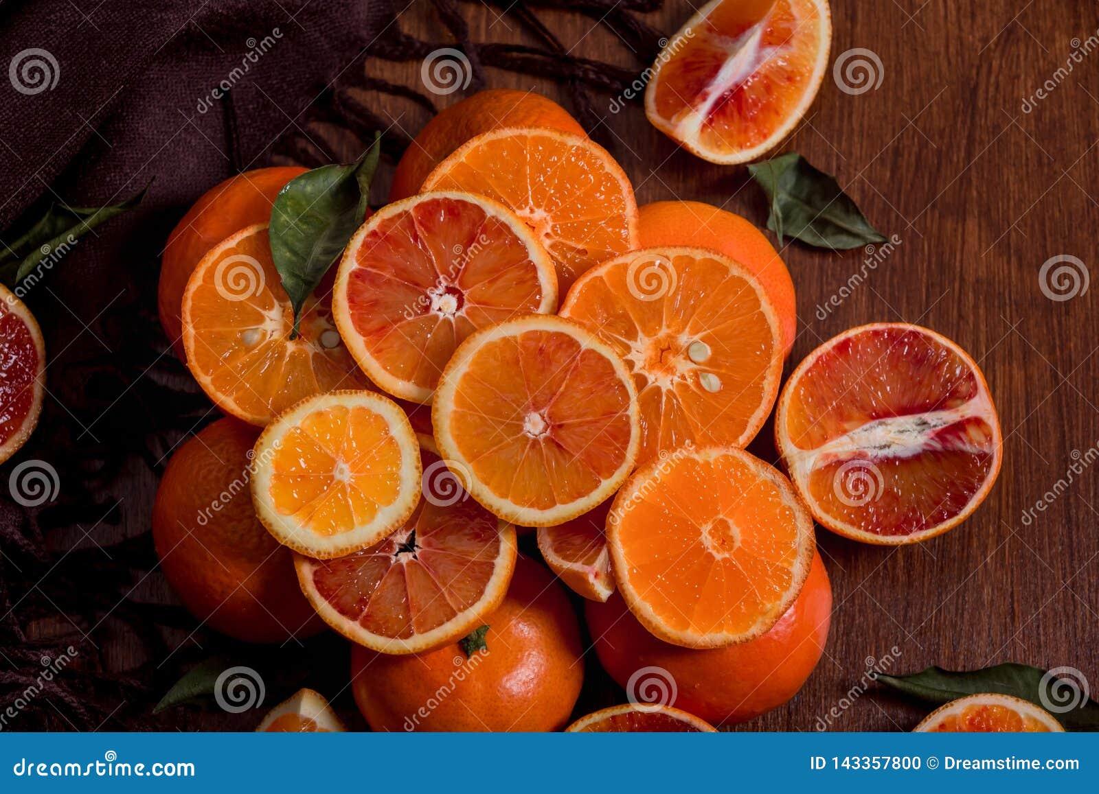 Pomarańcze nadal życia Pomarańczowa góra Zakończenie