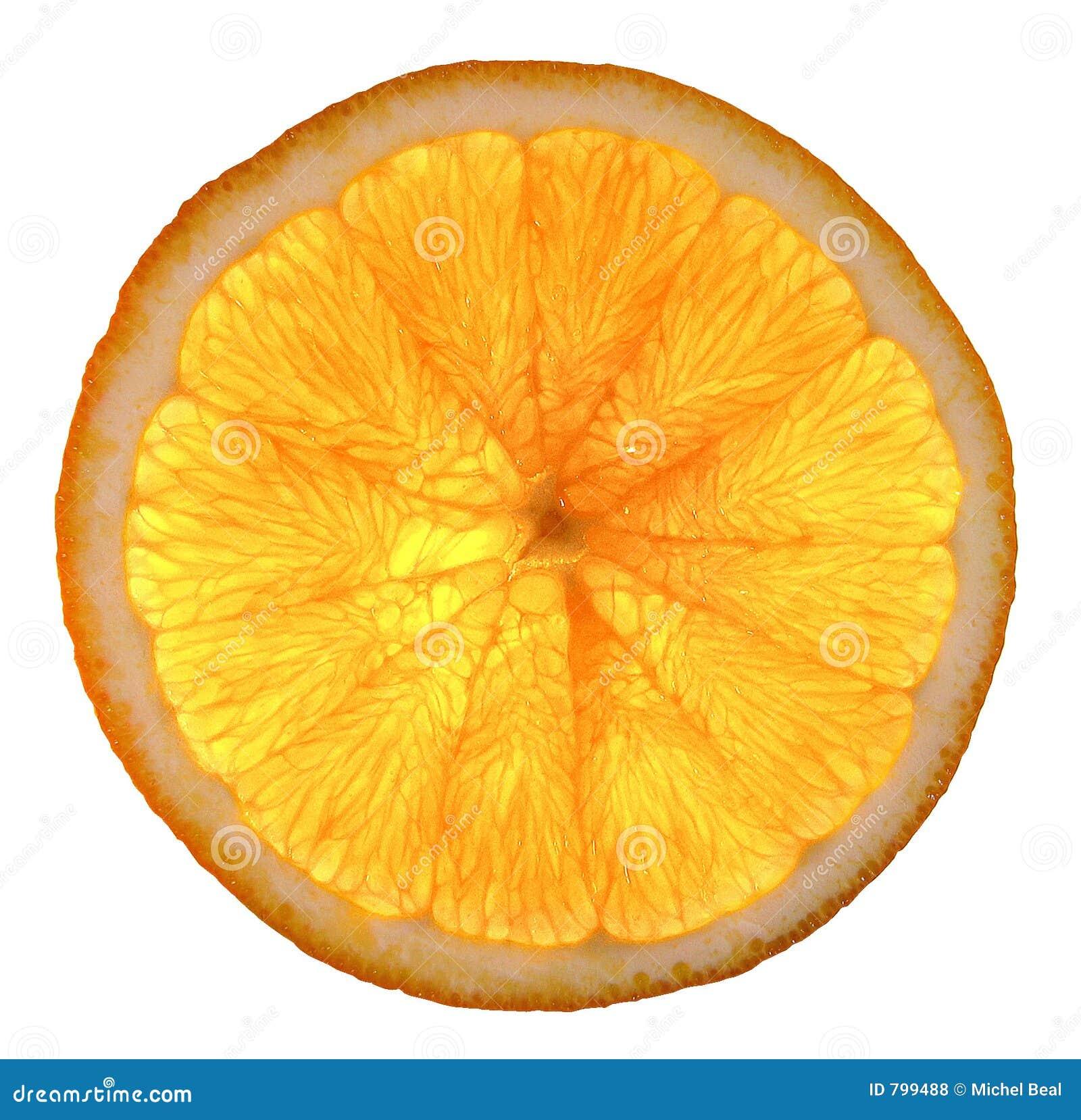 Pomarańczowe komórek