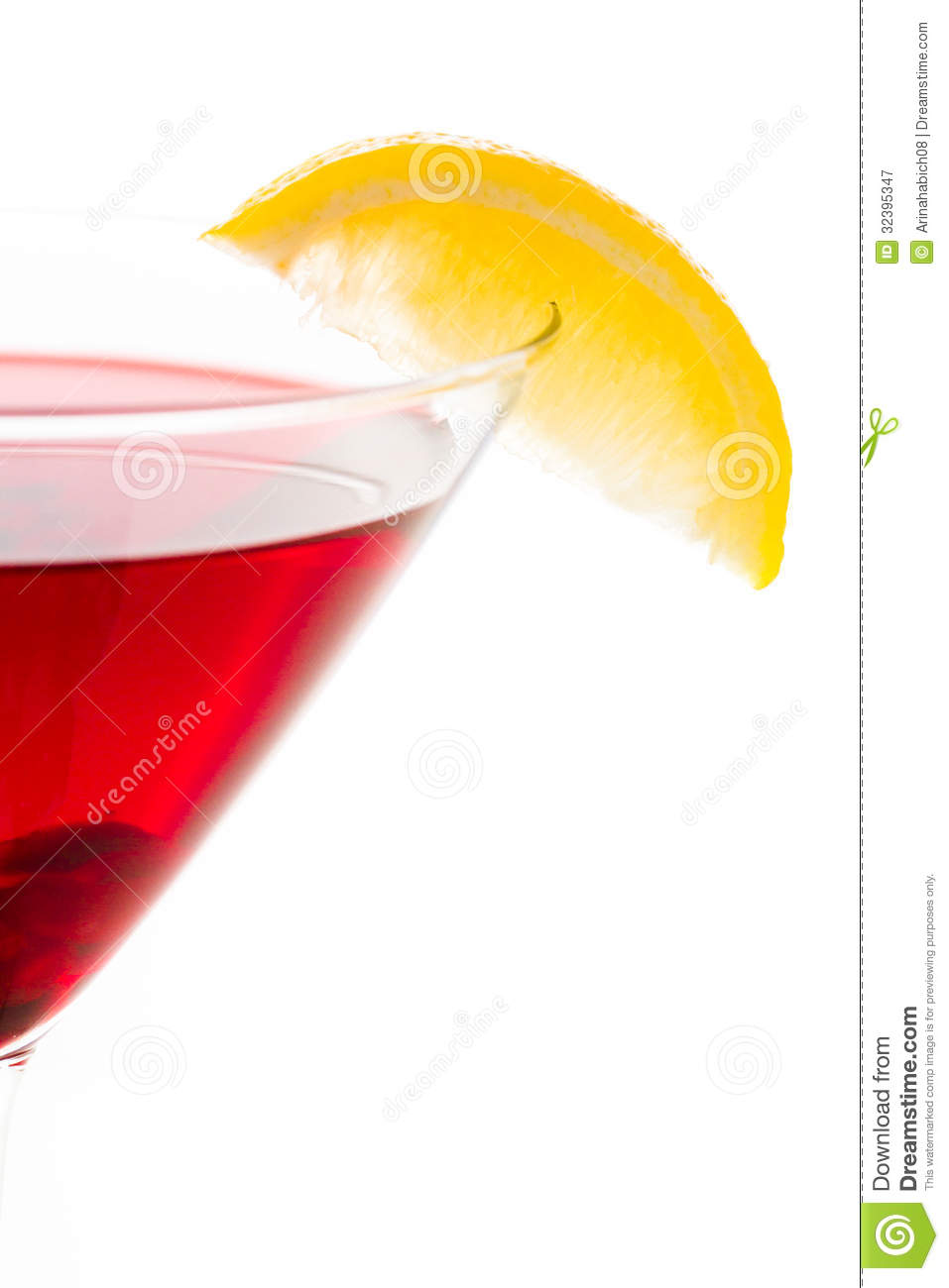 Pomegranate Cosmo Royalty Free Stock Photography - Image: 32395347