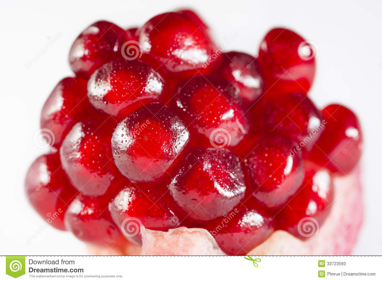 Pomegranate Seeds Stock Photos - Image: 33723593