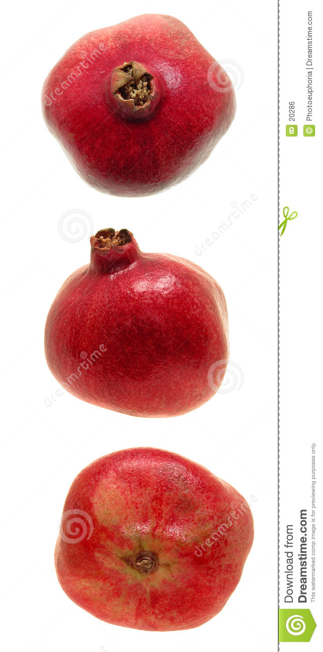 Pomegranate Trio