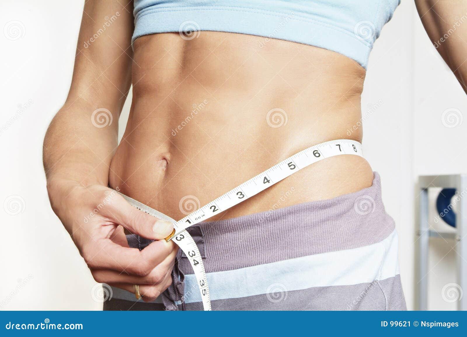 Pomiar brzucha