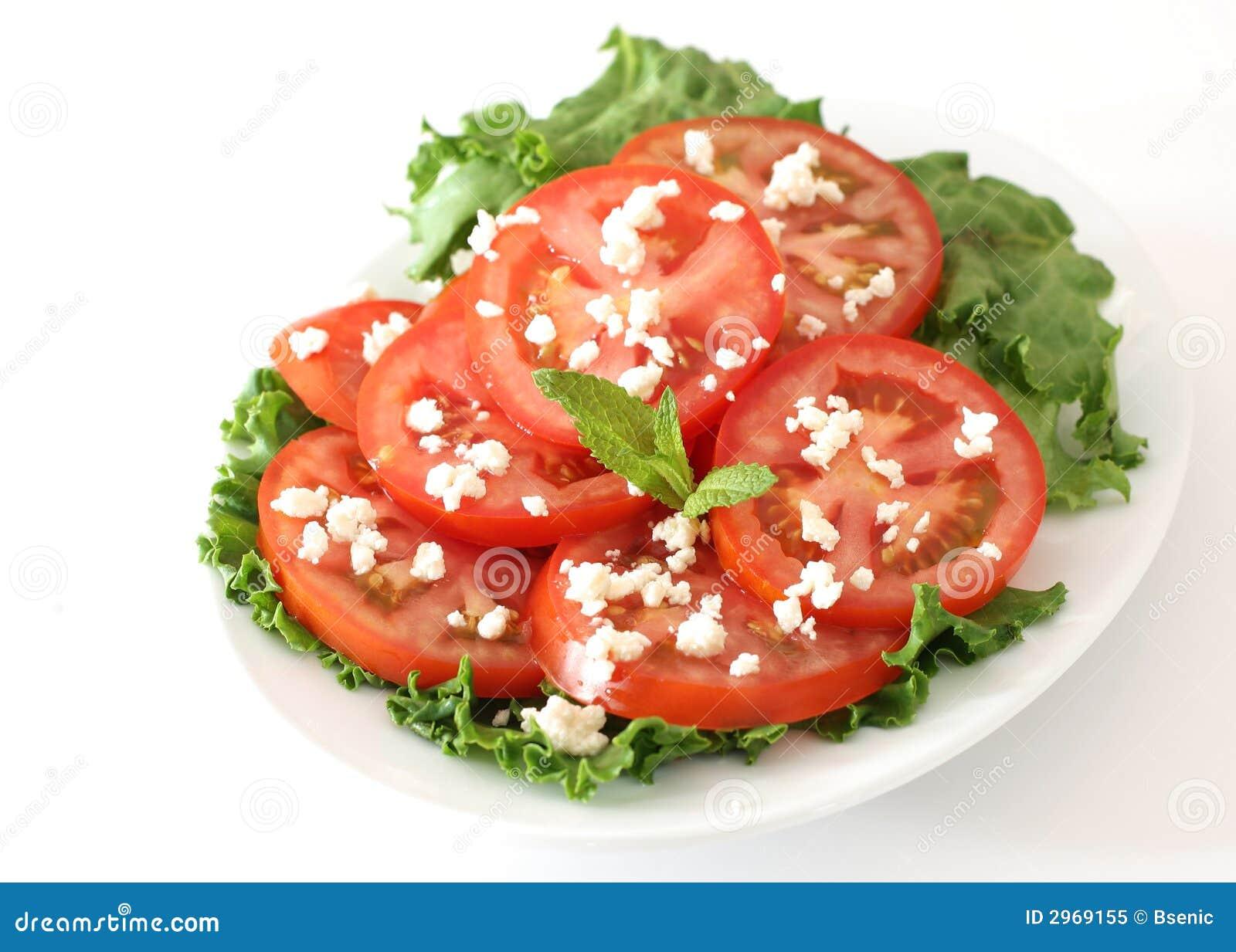 Pomidor sałatkowy sera