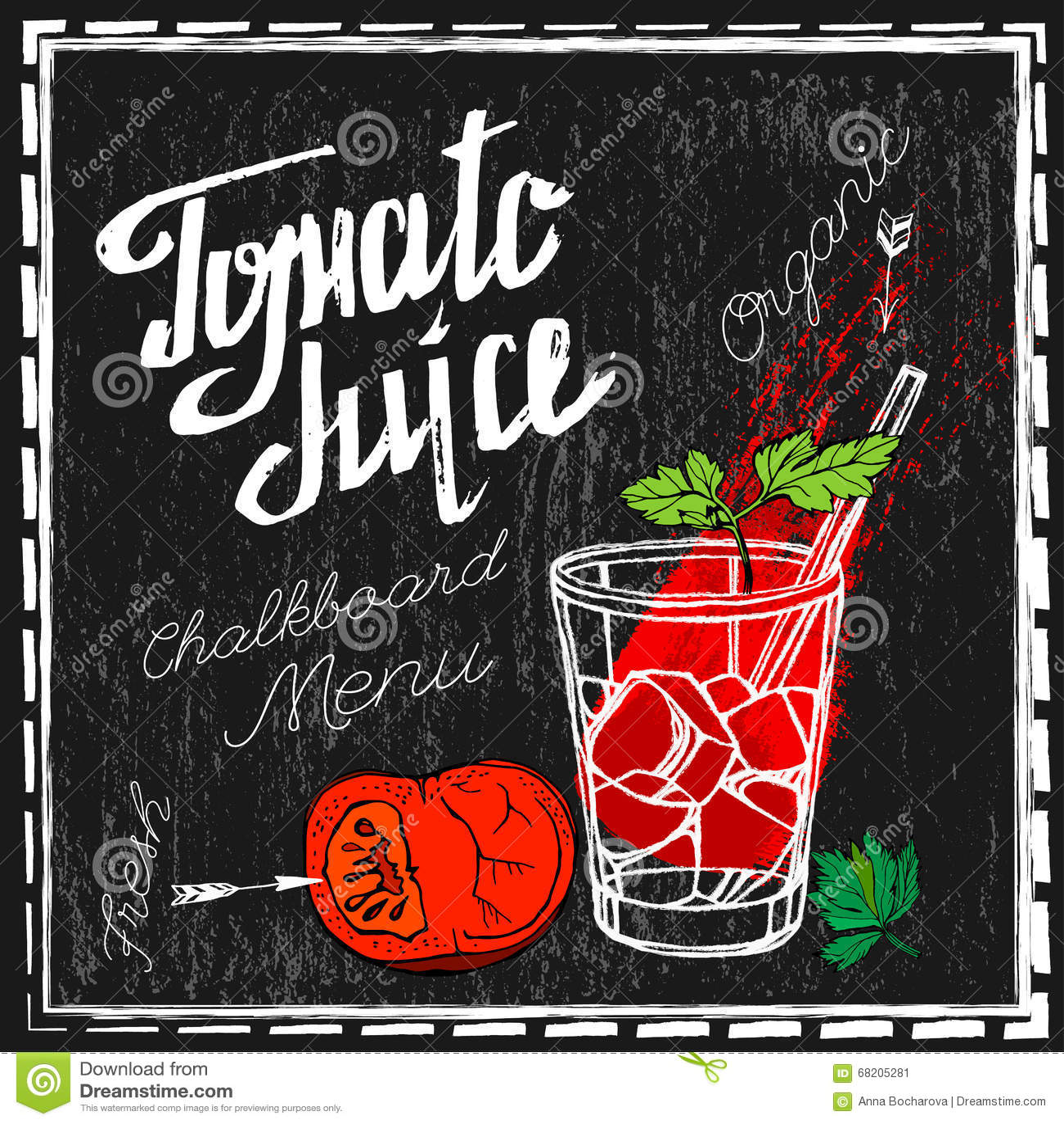 Pomidorowego soku wizerunek