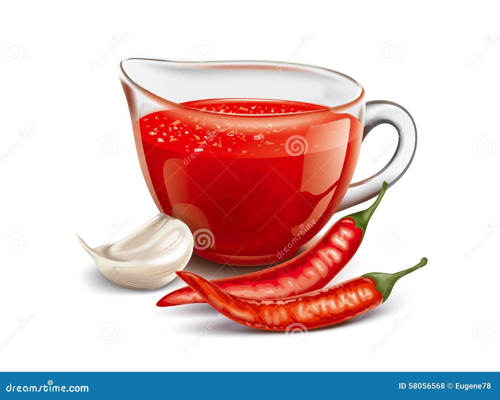 Pomidorowy gorący kumberland