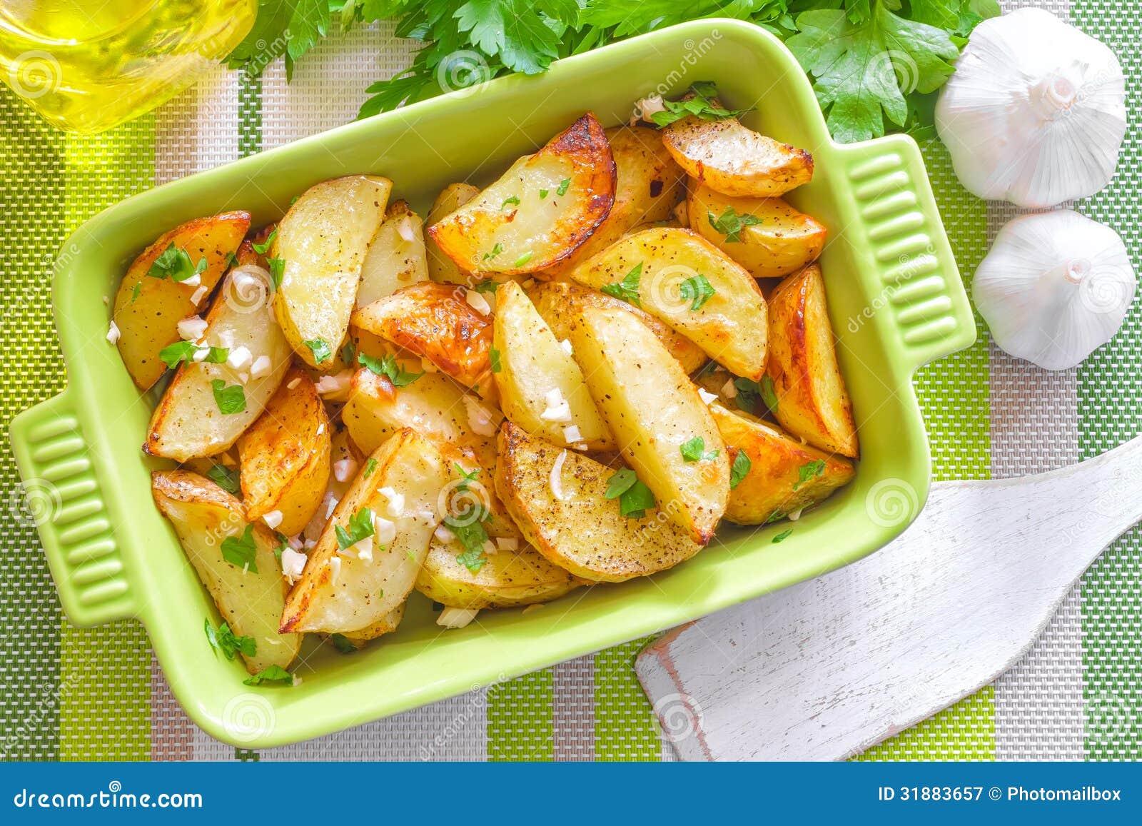 Pomme de terre cuite au four photographie stock libre de - Pomme de terre paillasson au four ...