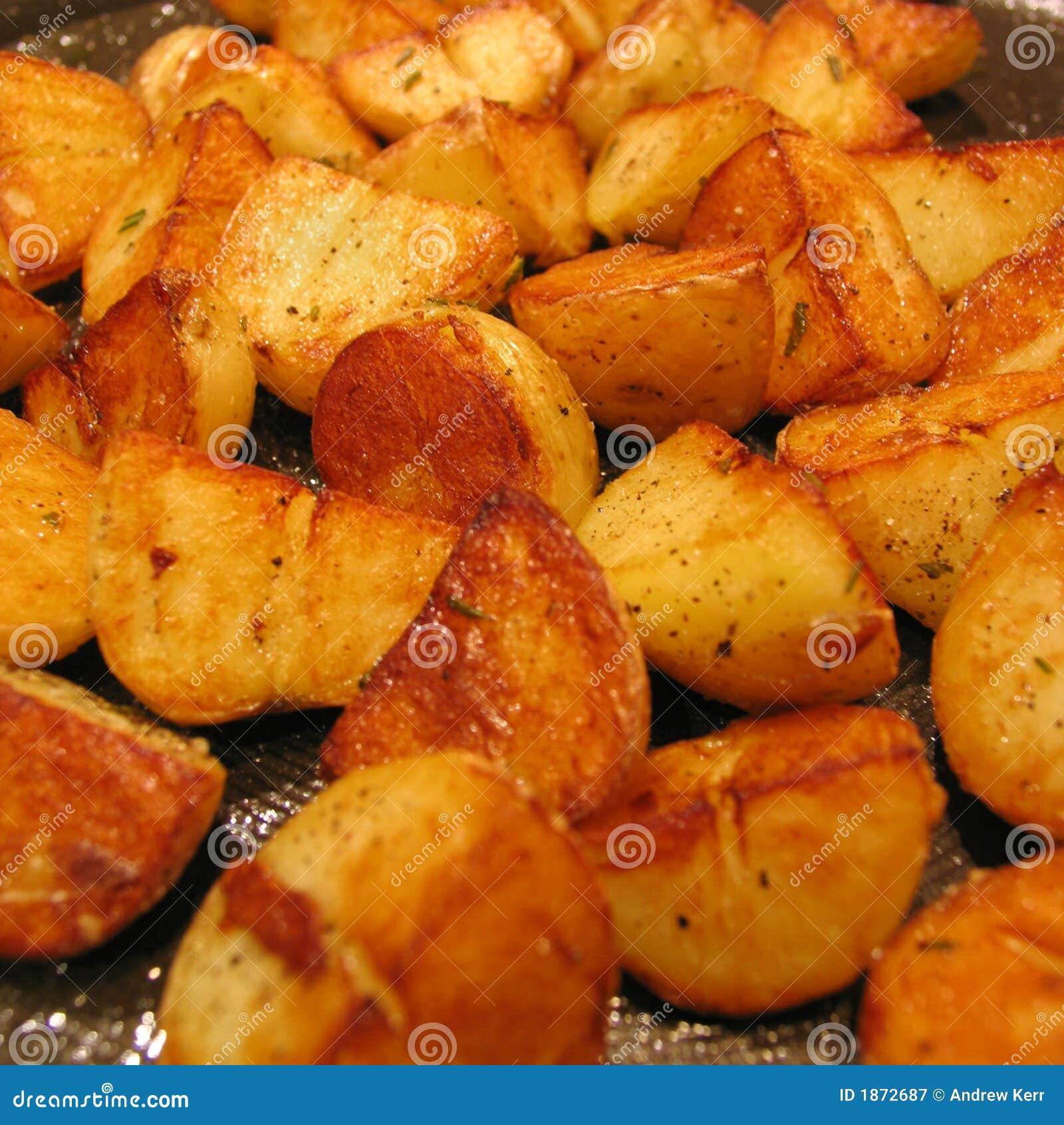 Pommes de terre de Sauté