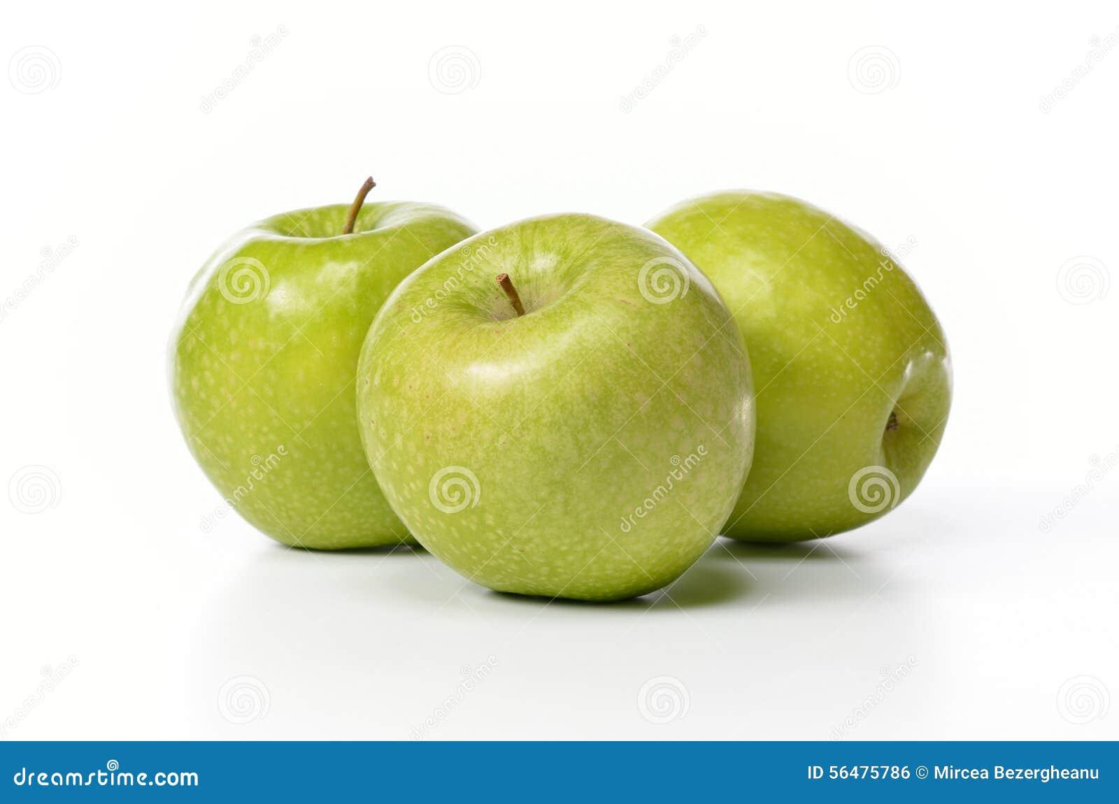 Pommes fraîches