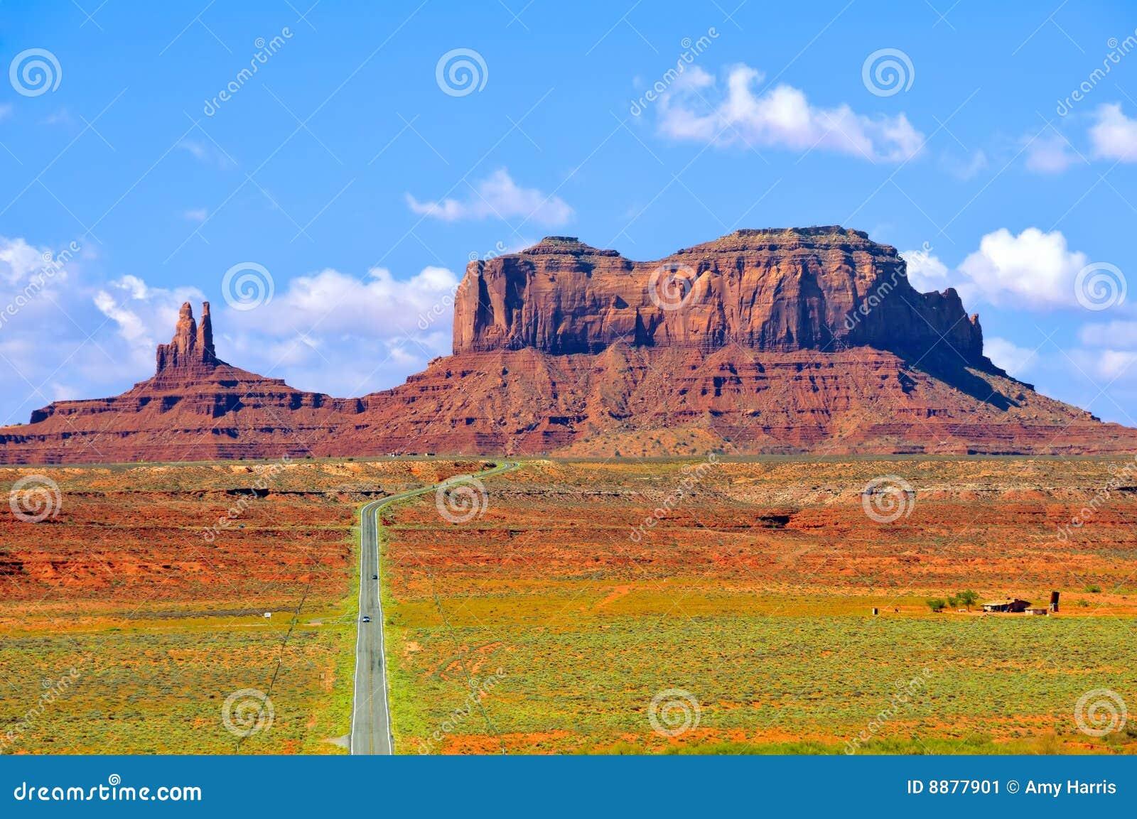 Pomnikowa dolina