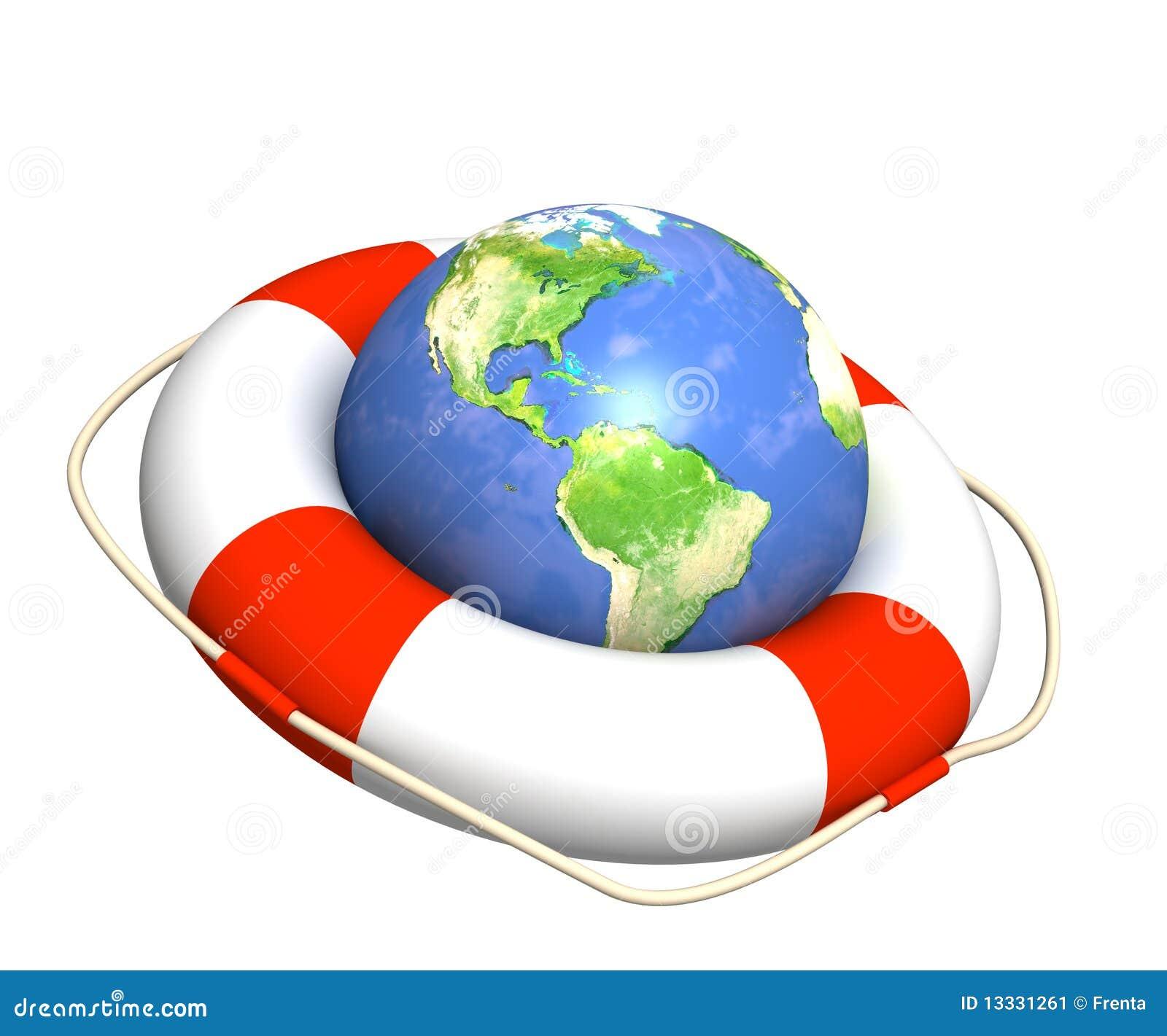 Pomoc globalna recesja