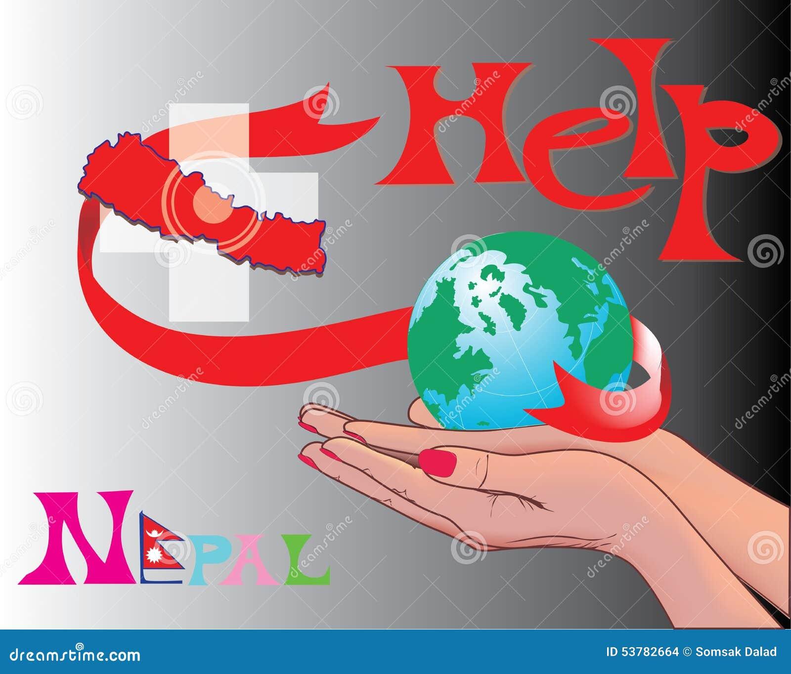 Pomoc Nepal trzęsienie ziemi