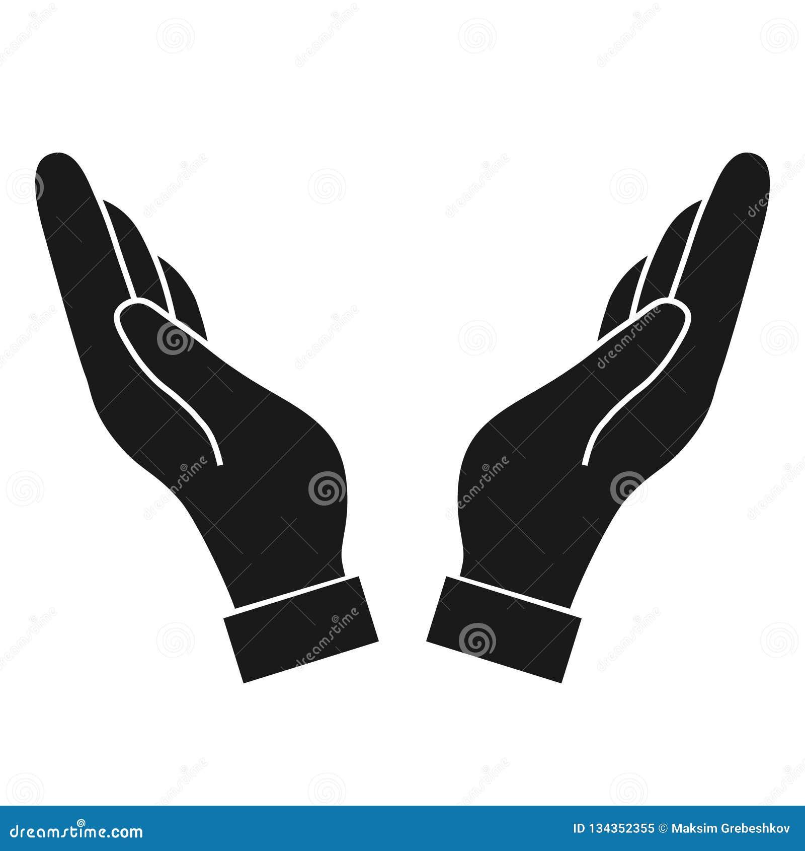 Pomocy i gacenia ręka