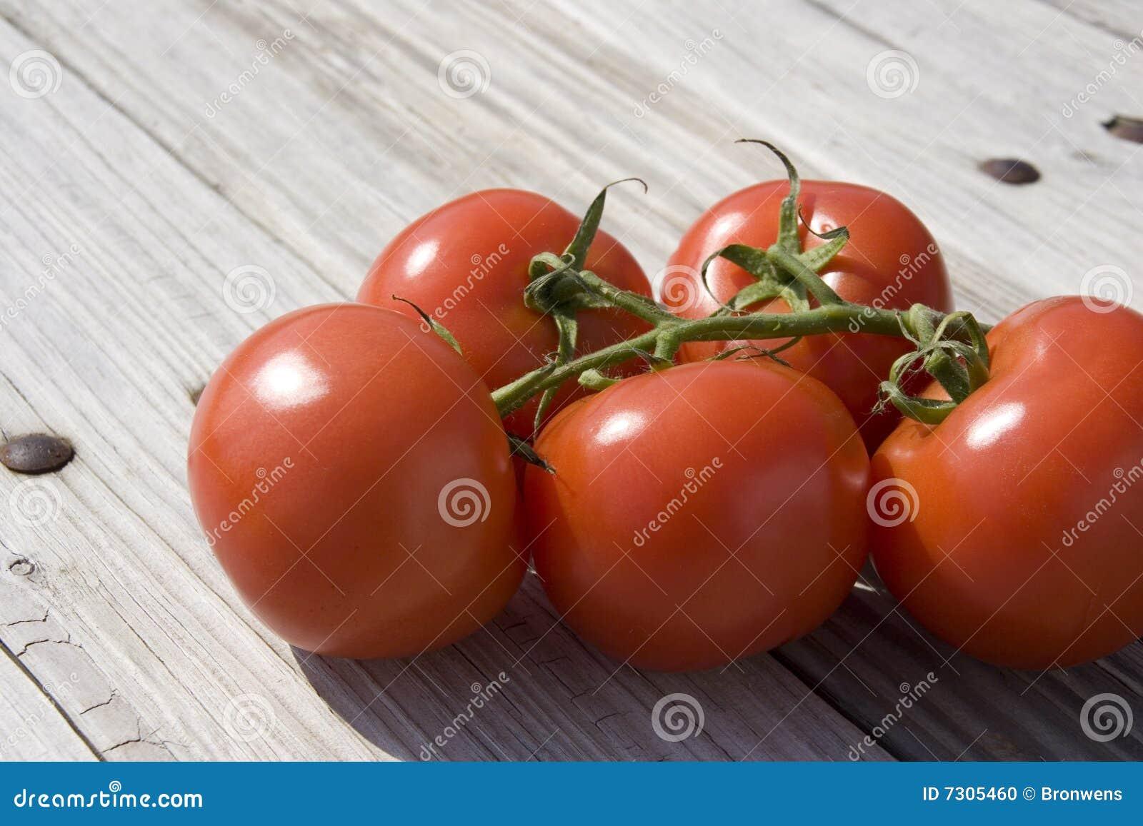 Pomodori del giardino