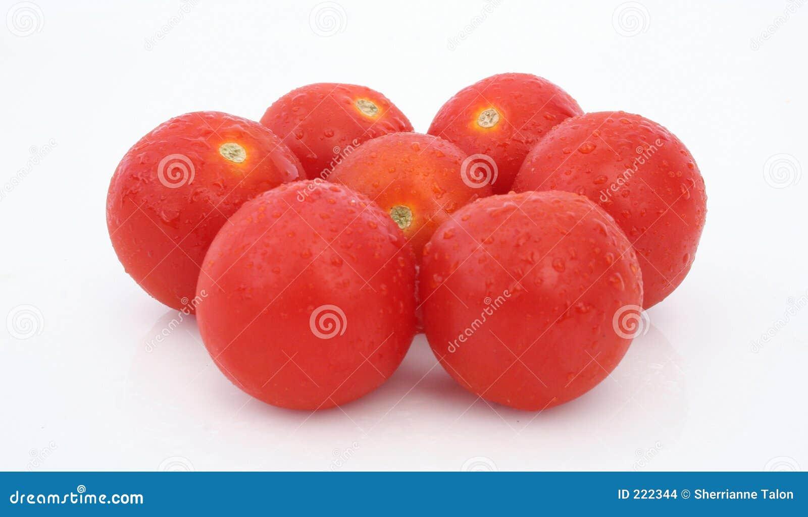 Pomodori di ciliegia