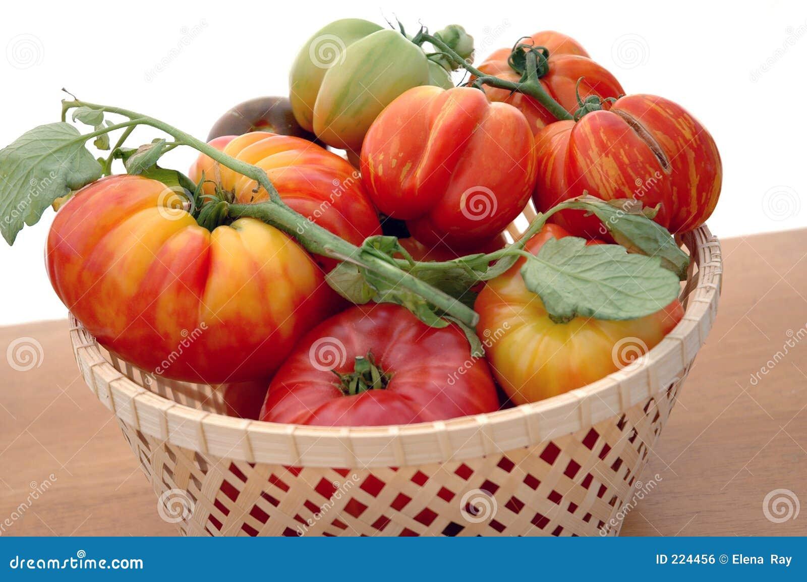 Pomodori di Heirloom
