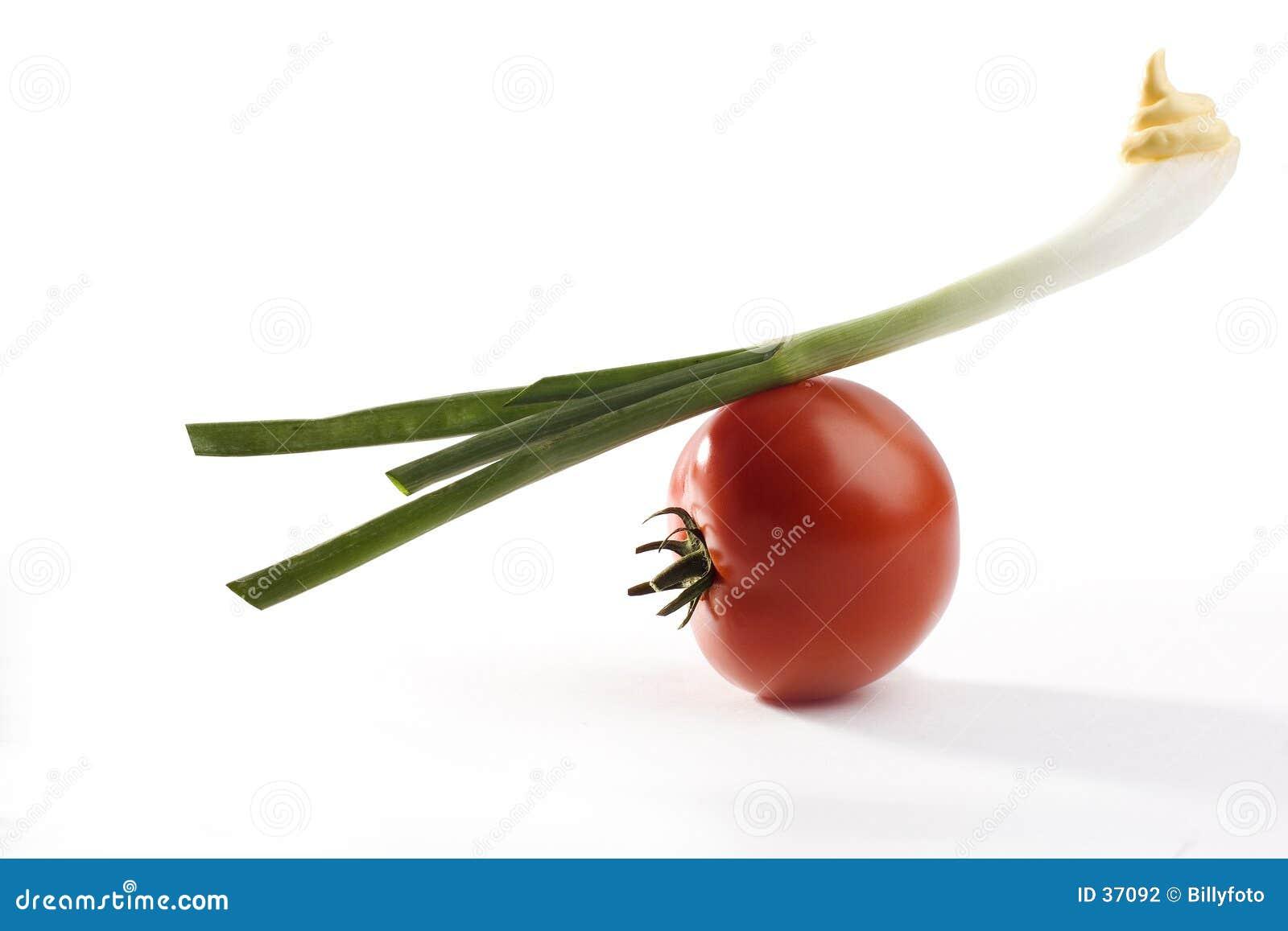 Pomodoro e cipolla e Mayo