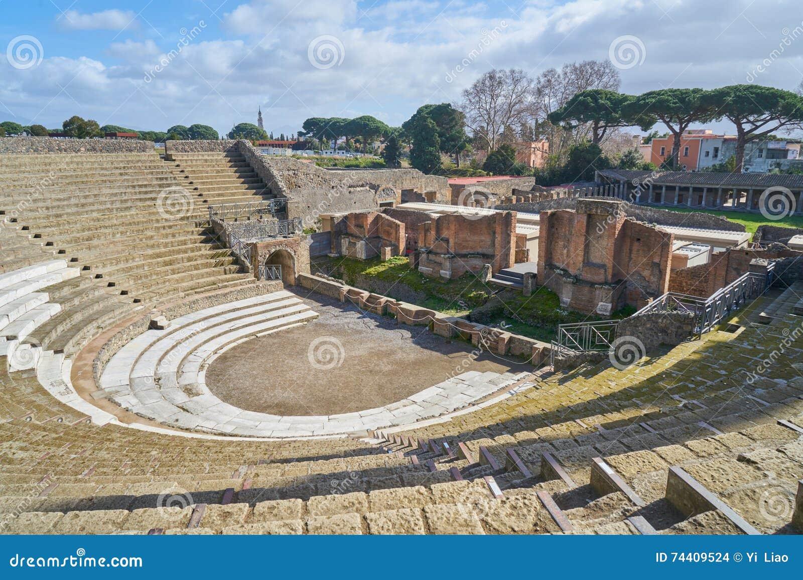 Pompeii, Italie