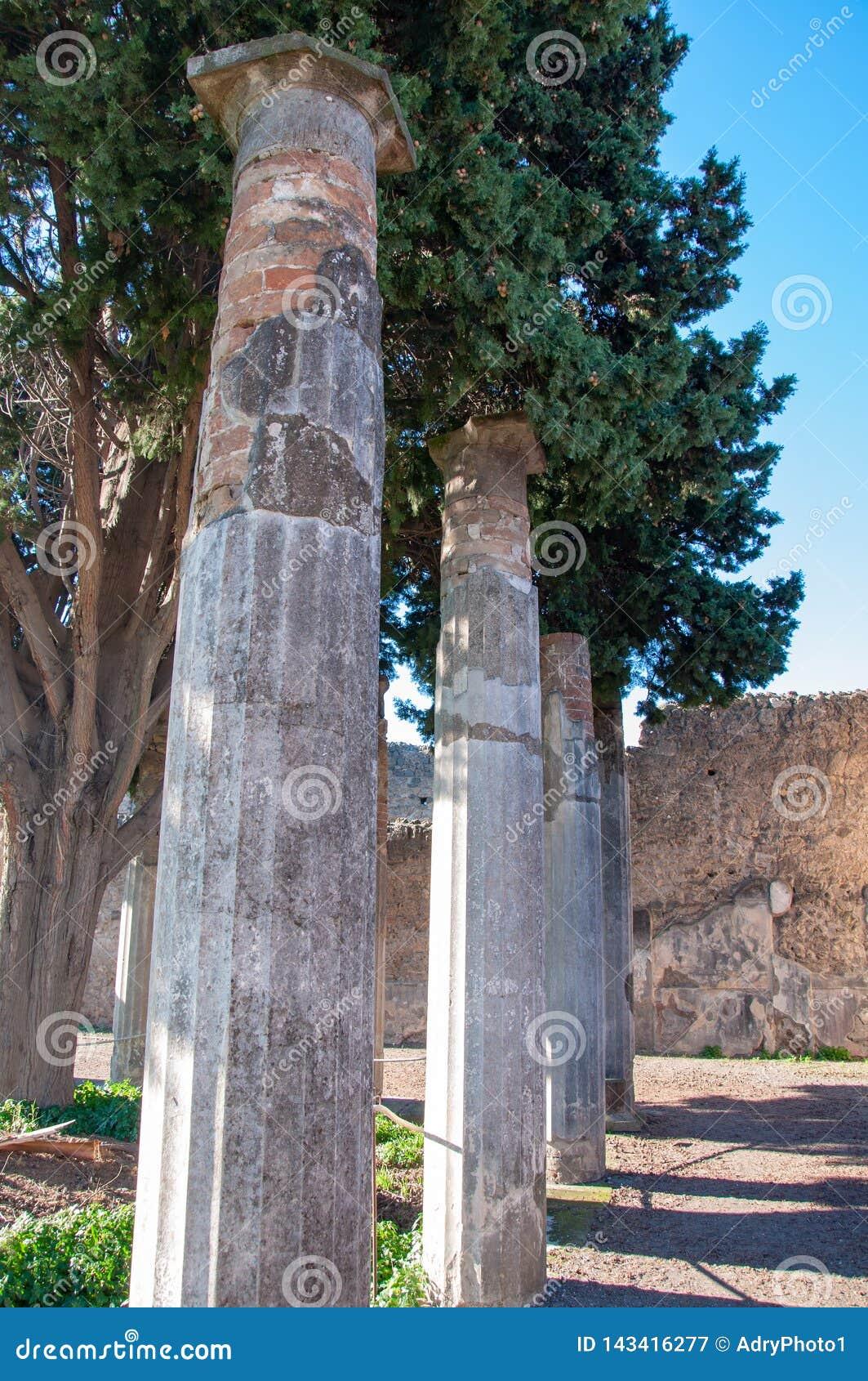 Pompeii, o melhor local arqueol?gico preservado no mundo, It?lia