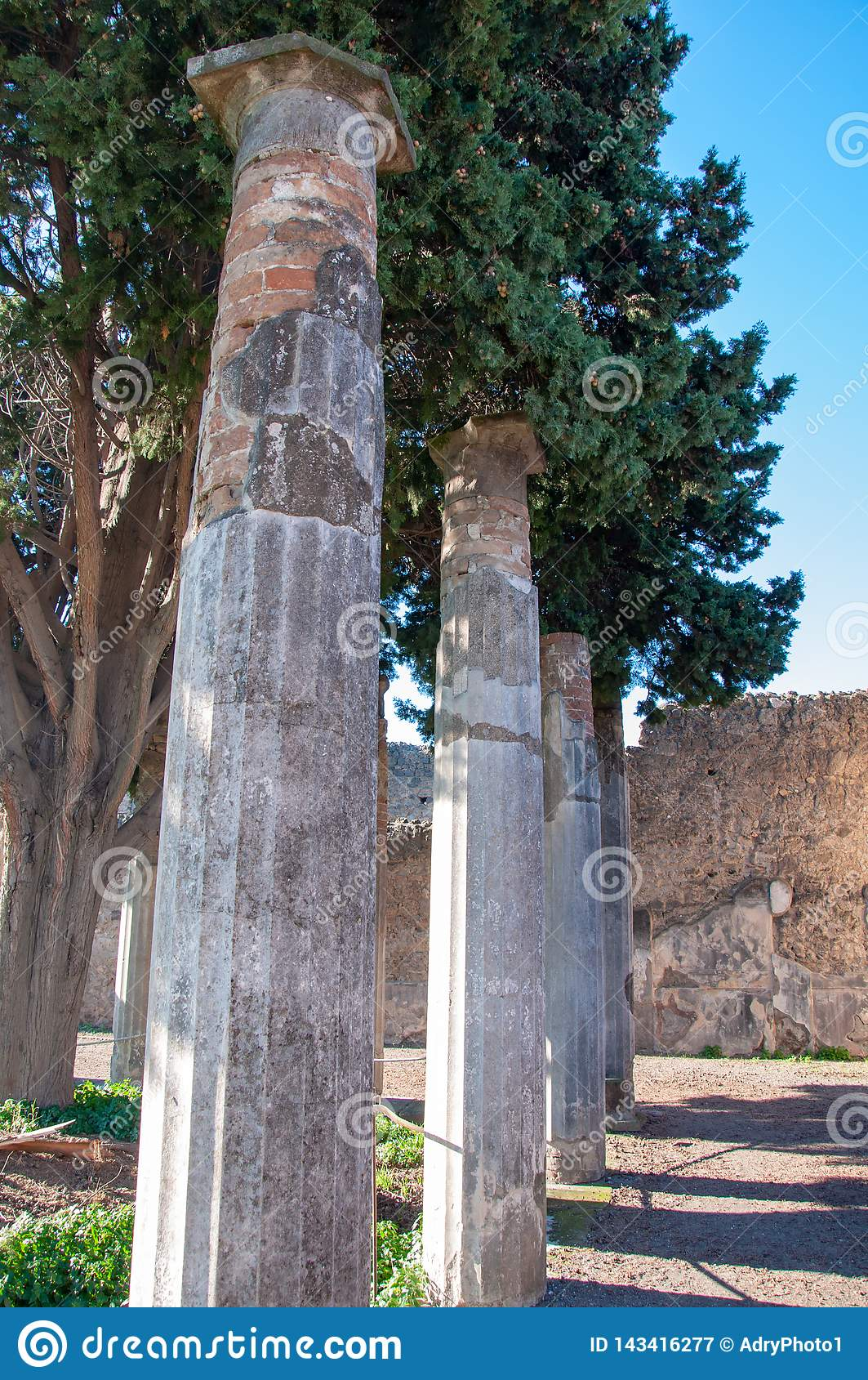Pompeya, el mejor sitio arqueol?gico preservado del mundo, Italia