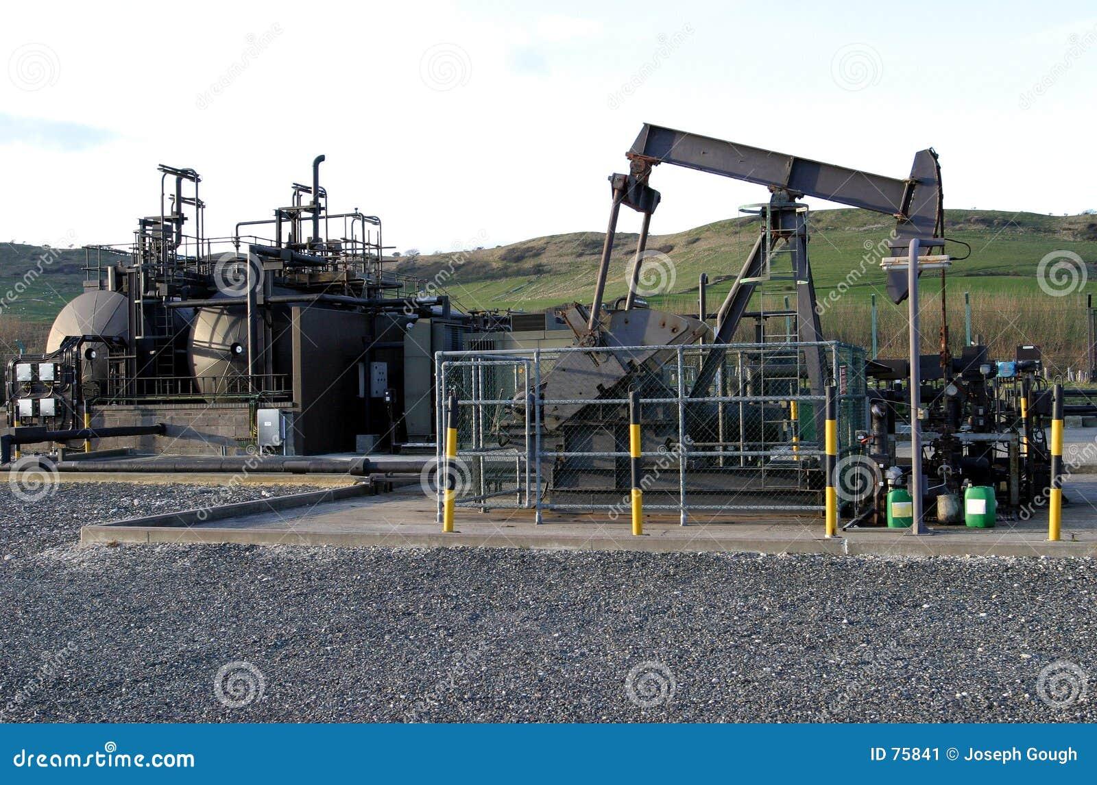 Pompować ropę