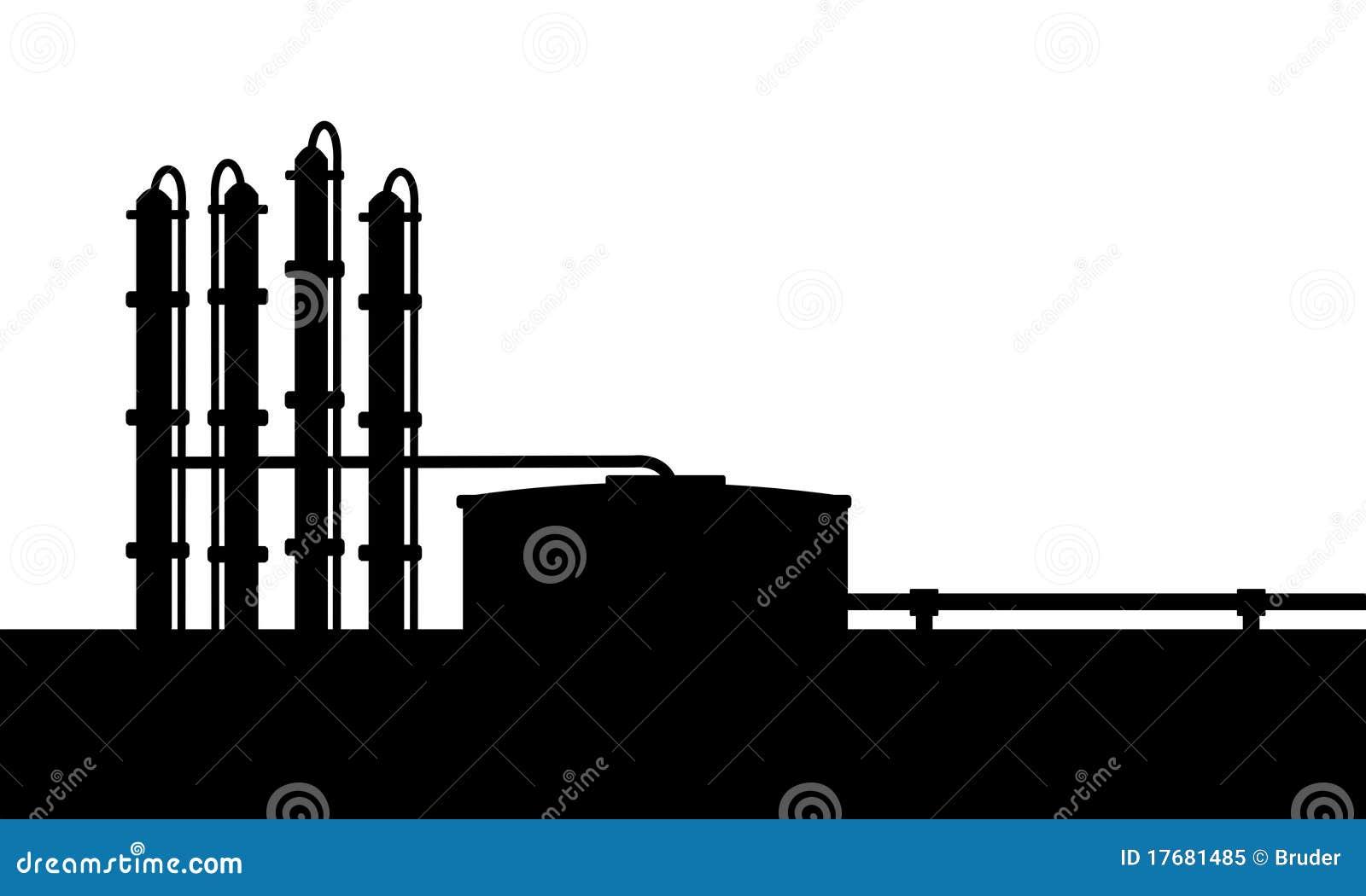 Ponaftowa rafineria