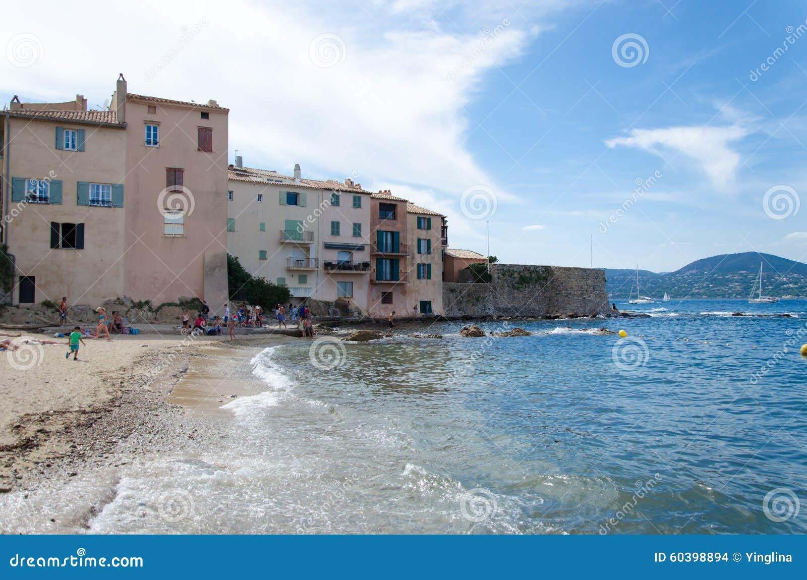 Ponche do La em Saint Tropez