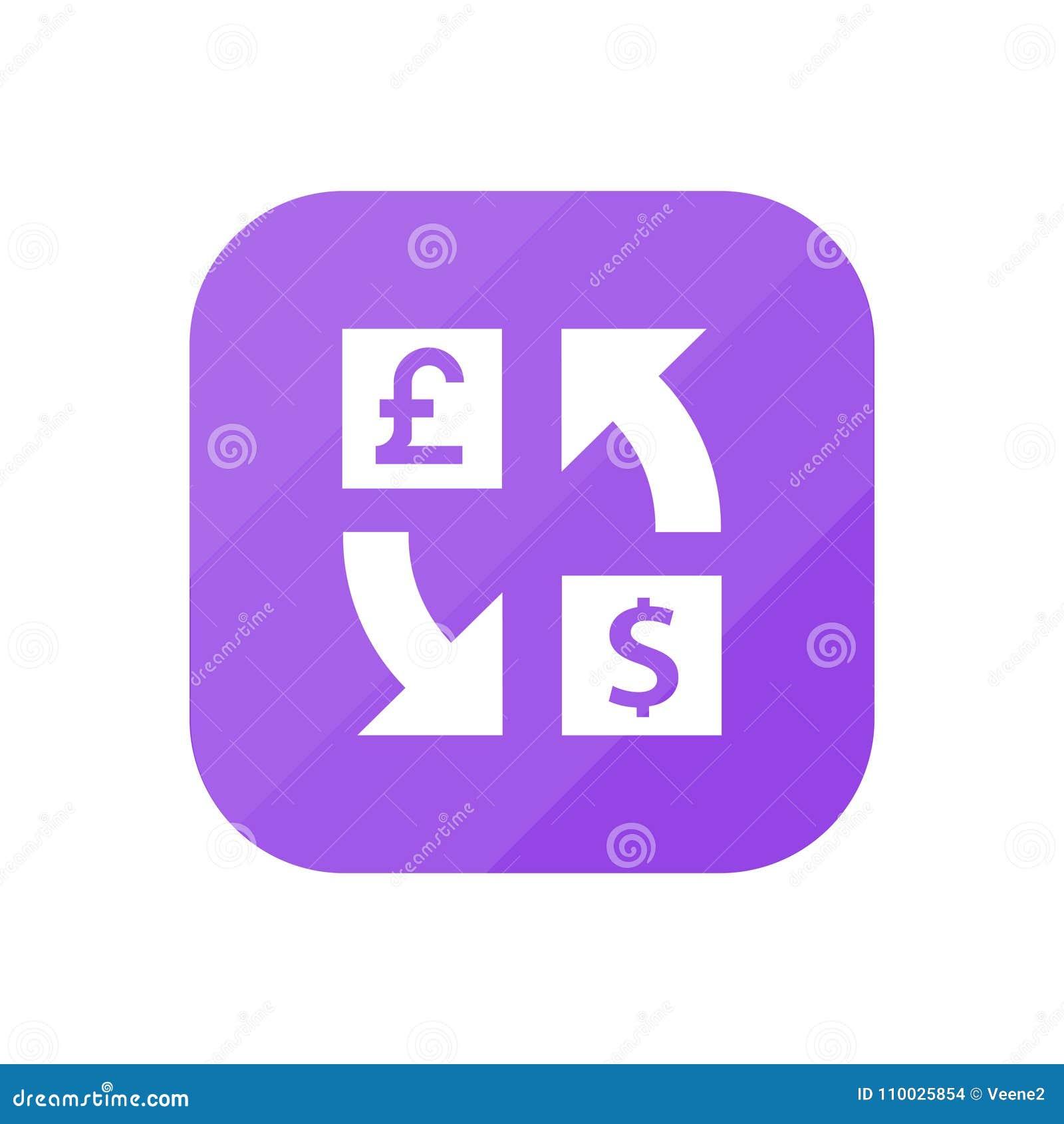 Pond aan Dollar - App Pictogram